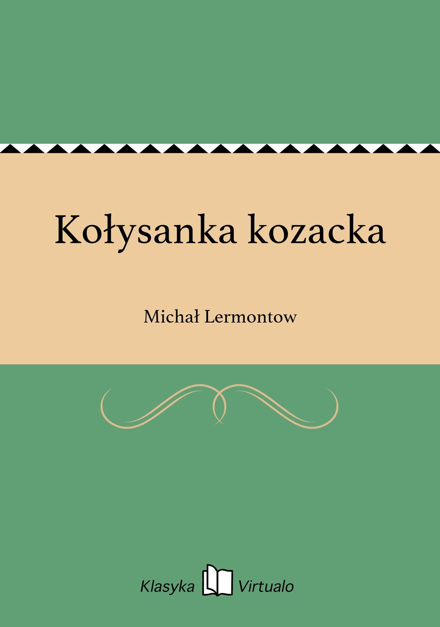 Kołysanka kozacka - Ebook (Książka EPUB) do pobrania w formacie EPUB