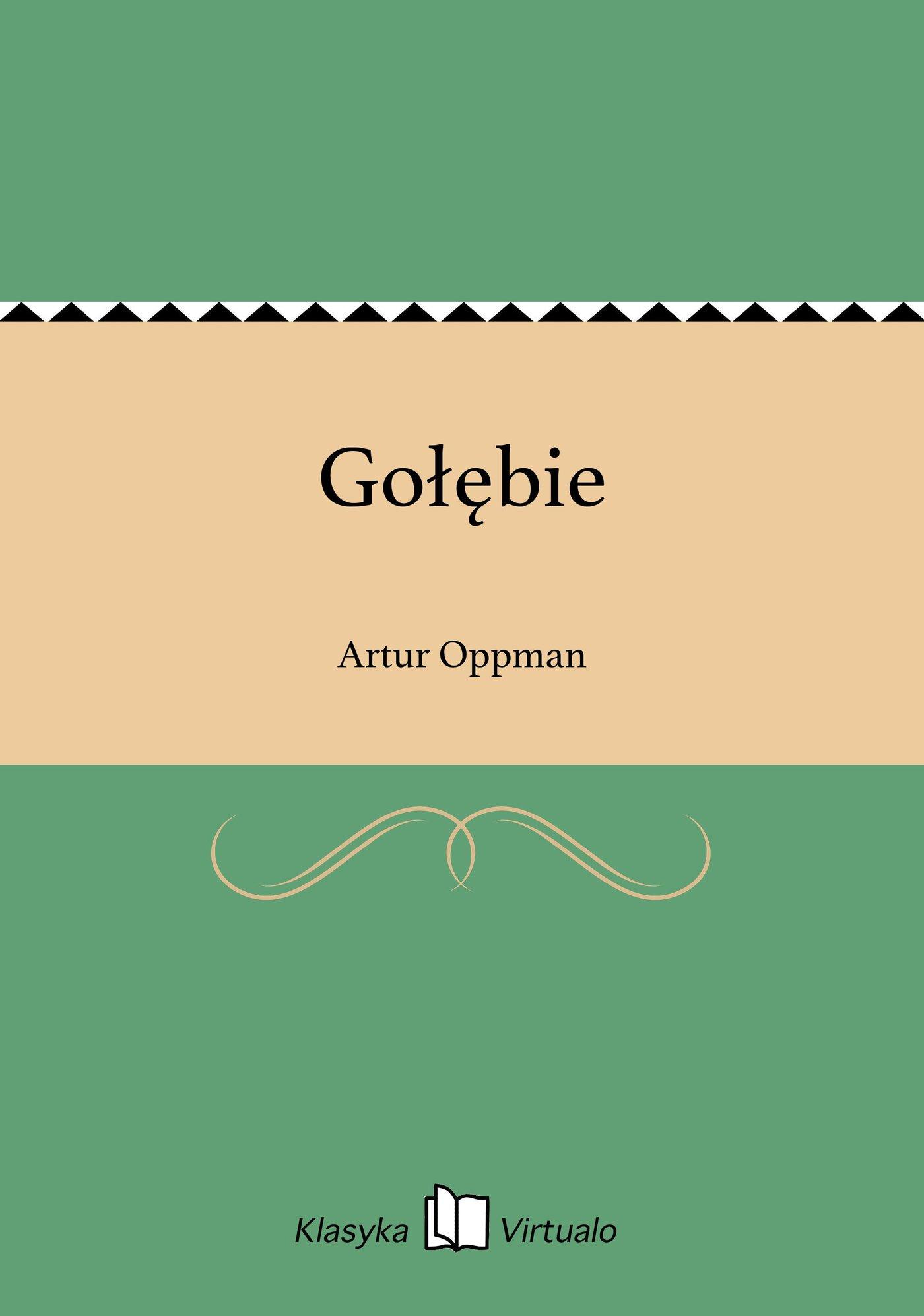 Gołębie - Ebook (Książka EPUB) do pobrania w formacie EPUB