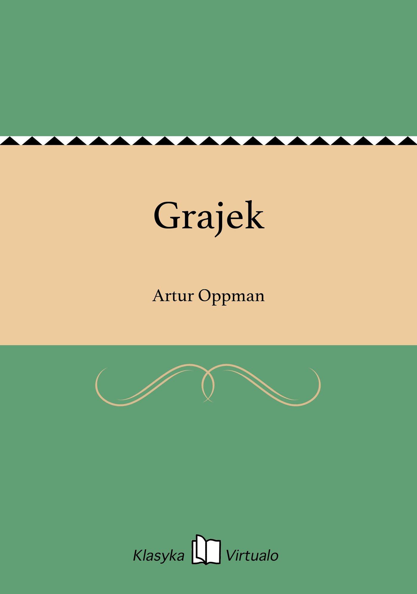 Grajek - Ebook (Książka EPUB) do pobrania w formacie EPUB