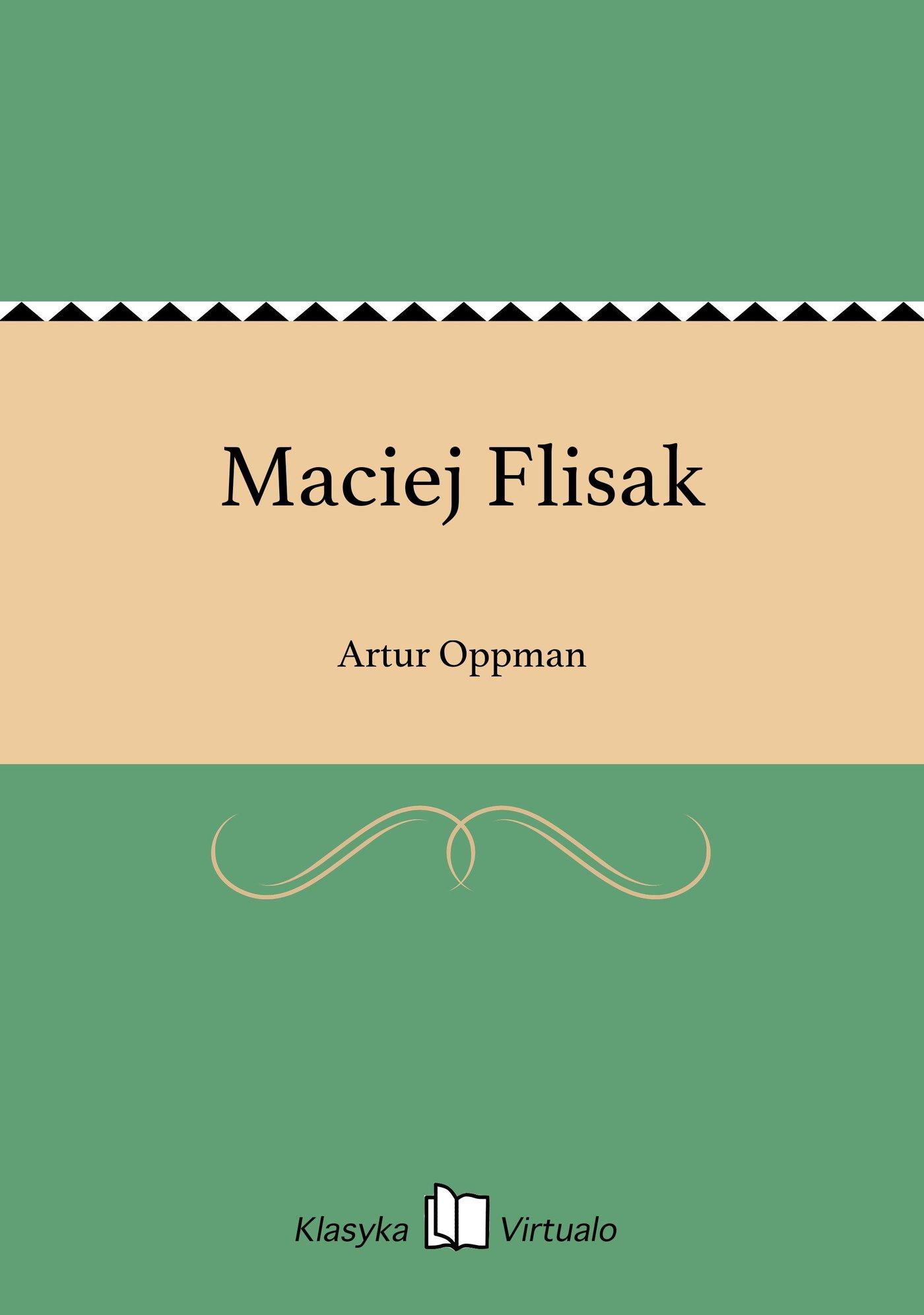 Maciej Flisak - Ebook (Książka EPUB) do pobrania w formacie EPUB