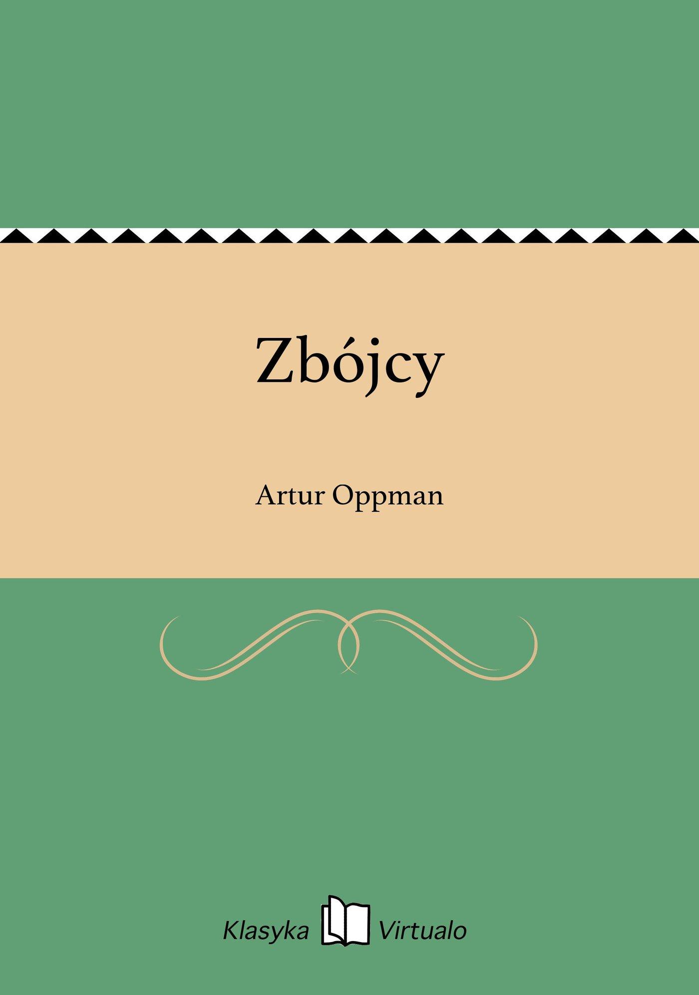 Zbójcy - Ebook (Książka EPUB) do pobrania w formacie EPUB