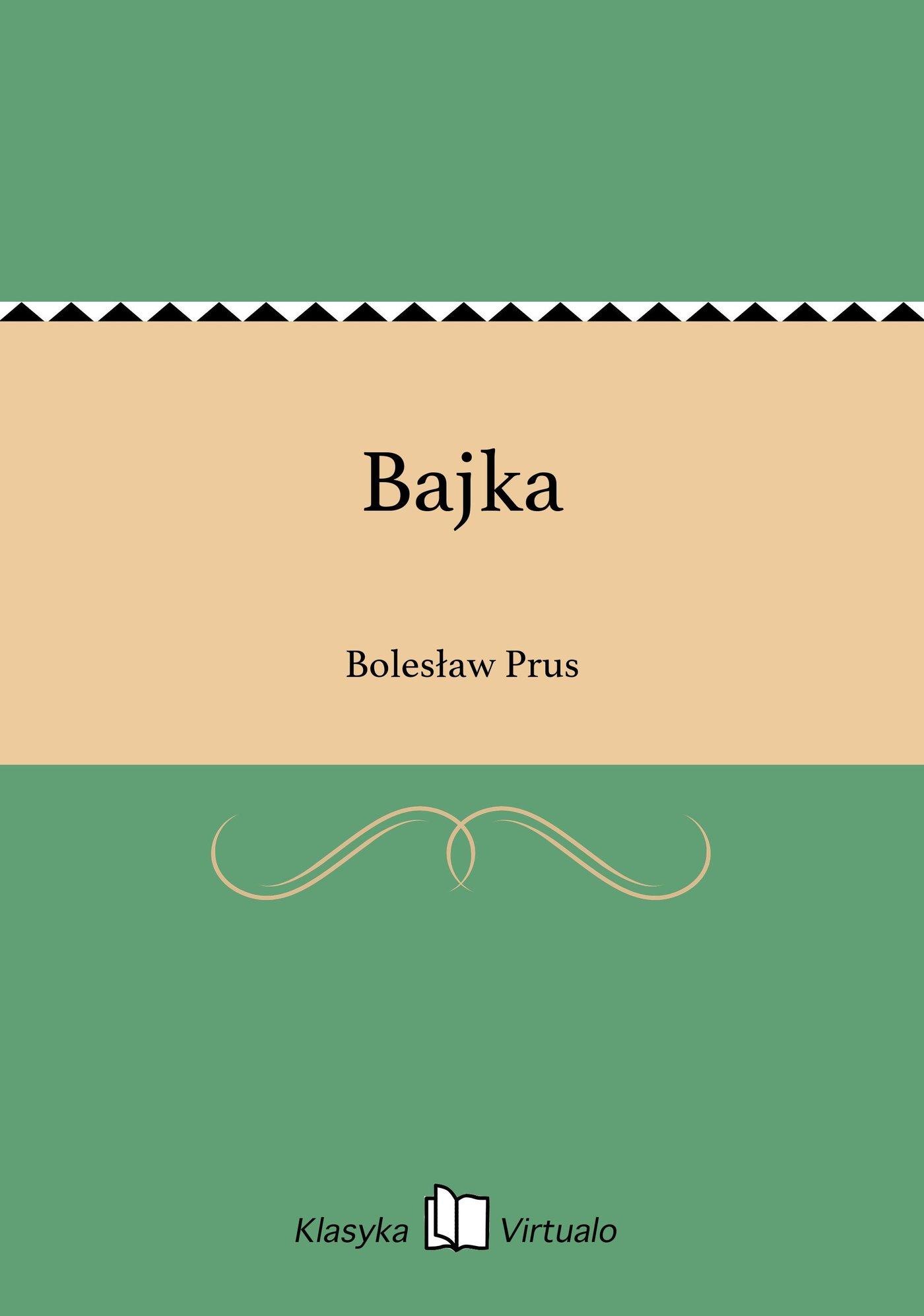 Bajka - Ebook (Książka EPUB) do pobrania w formacie EPUB