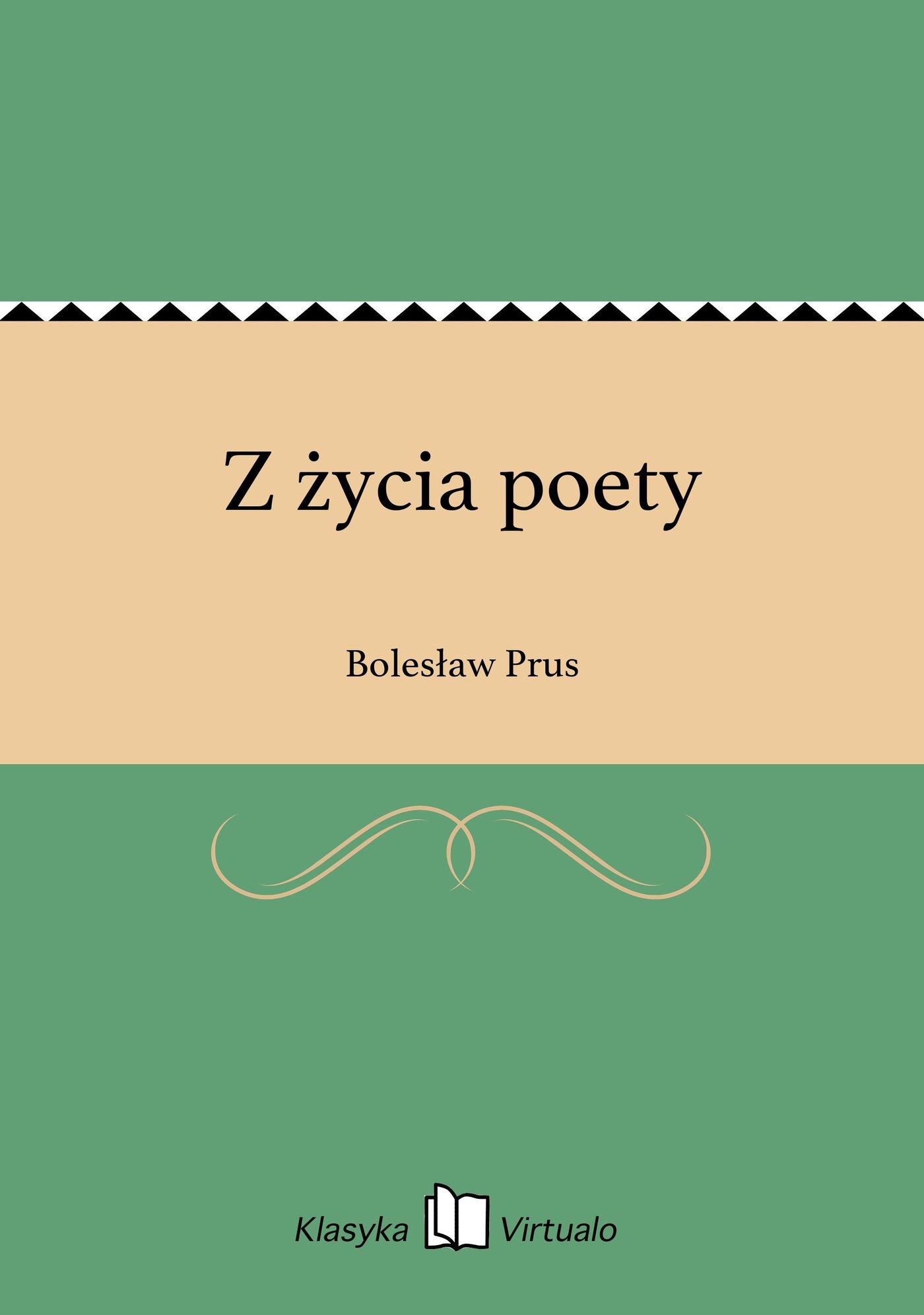 Z życia poety - Ebook (Książka EPUB) do pobrania w formacie EPUB