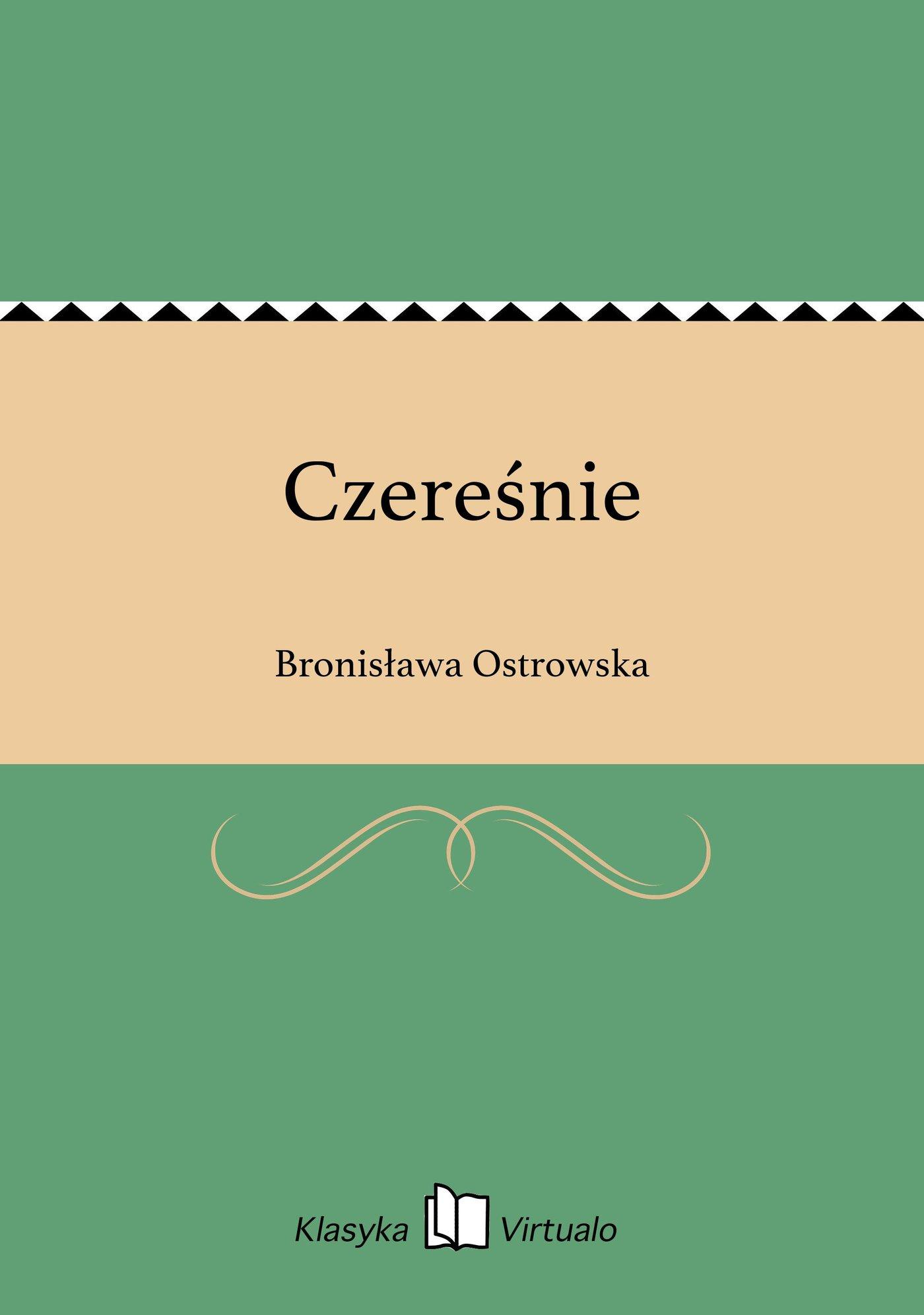 Czereśnie - Ebook (Książka EPUB) do pobrania w formacie EPUB