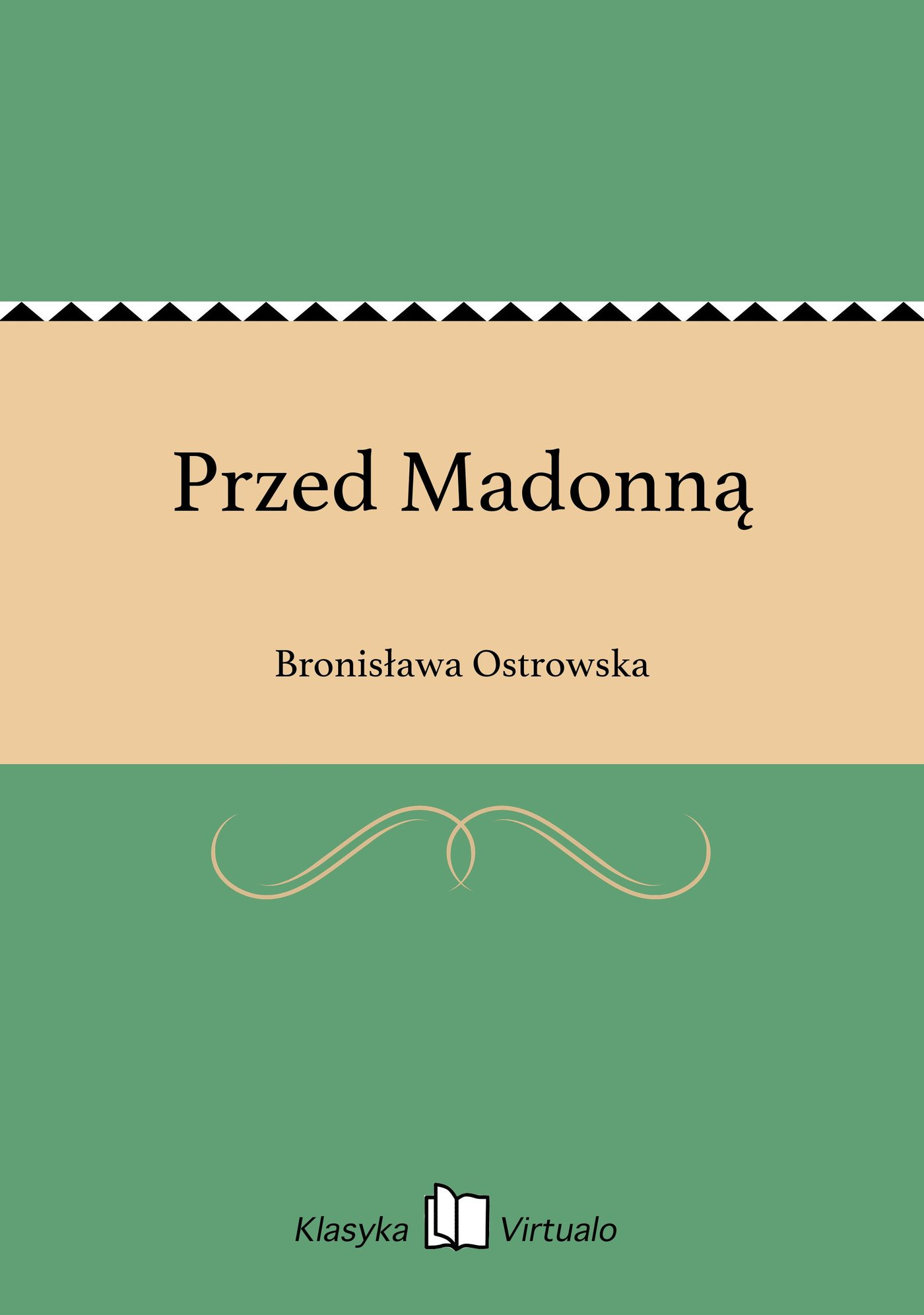 Przed Madonną - Ebook (Książka EPUB) do pobrania w formacie EPUB