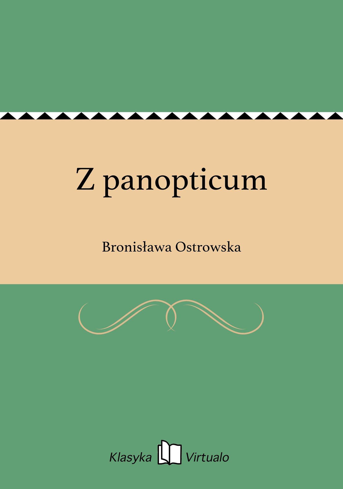 Z panopticum - Ebook (Książka EPUB) do pobrania w formacie EPUB