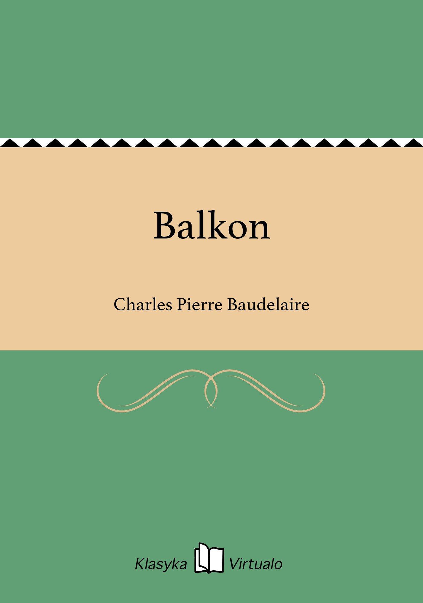 Balkon - Ebook (Książka EPUB) do pobrania w formacie EPUB