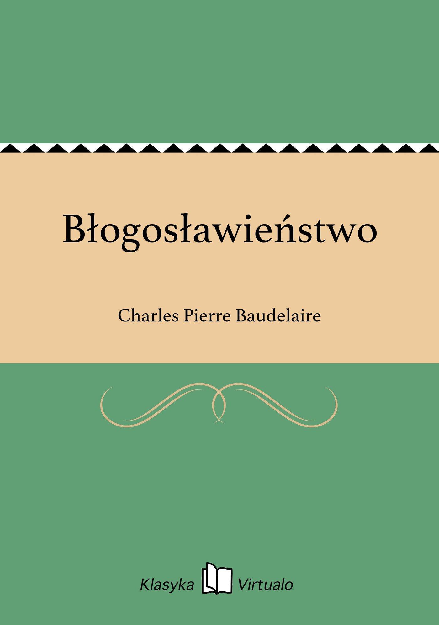 Błogosławieństwo - Ebook (Książka EPUB) do pobrania w formacie EPUB