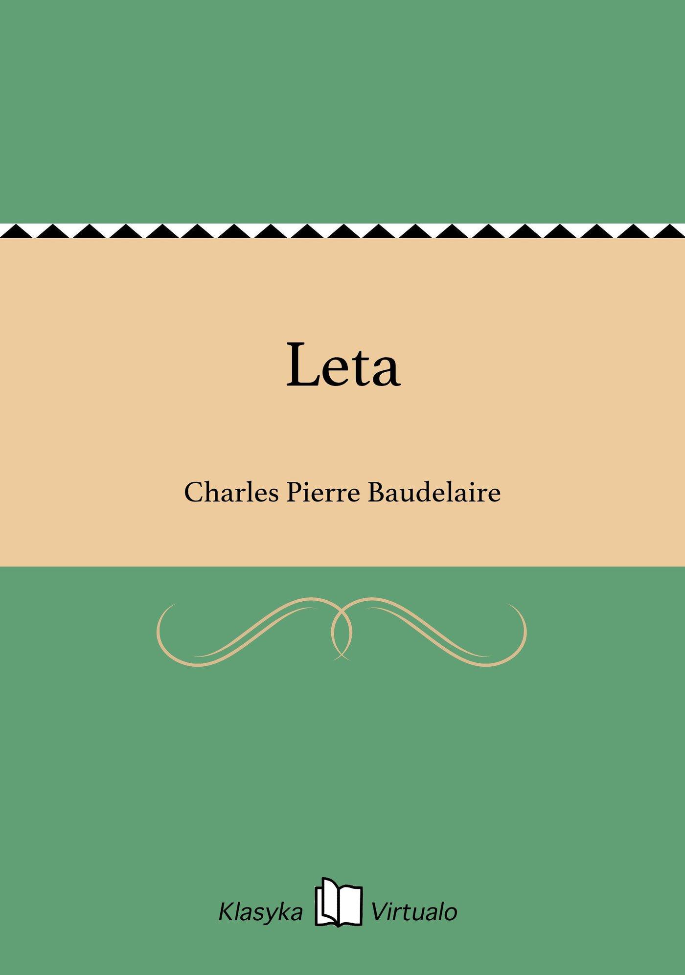 Leta - Ebook (Książka EPUB) do pobrania w formacie EPUB