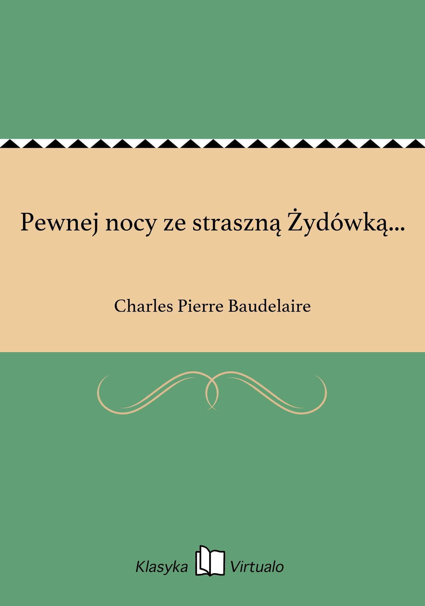 Pewnej nocy ze straszną Żydówką... - Ebook (Książka EPUB) do pobrania w formacie EPUB