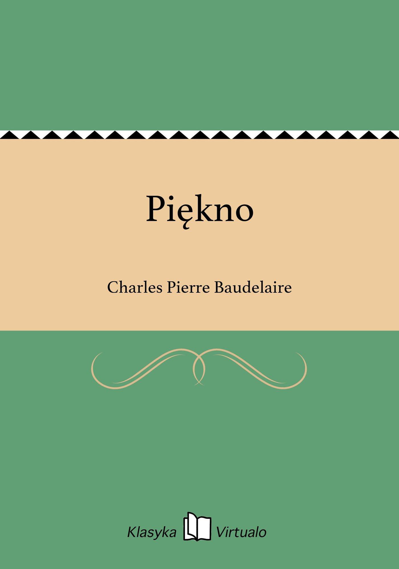 Piękno - Ebook (Książka EPUB) do pobrania w formacie EPUB