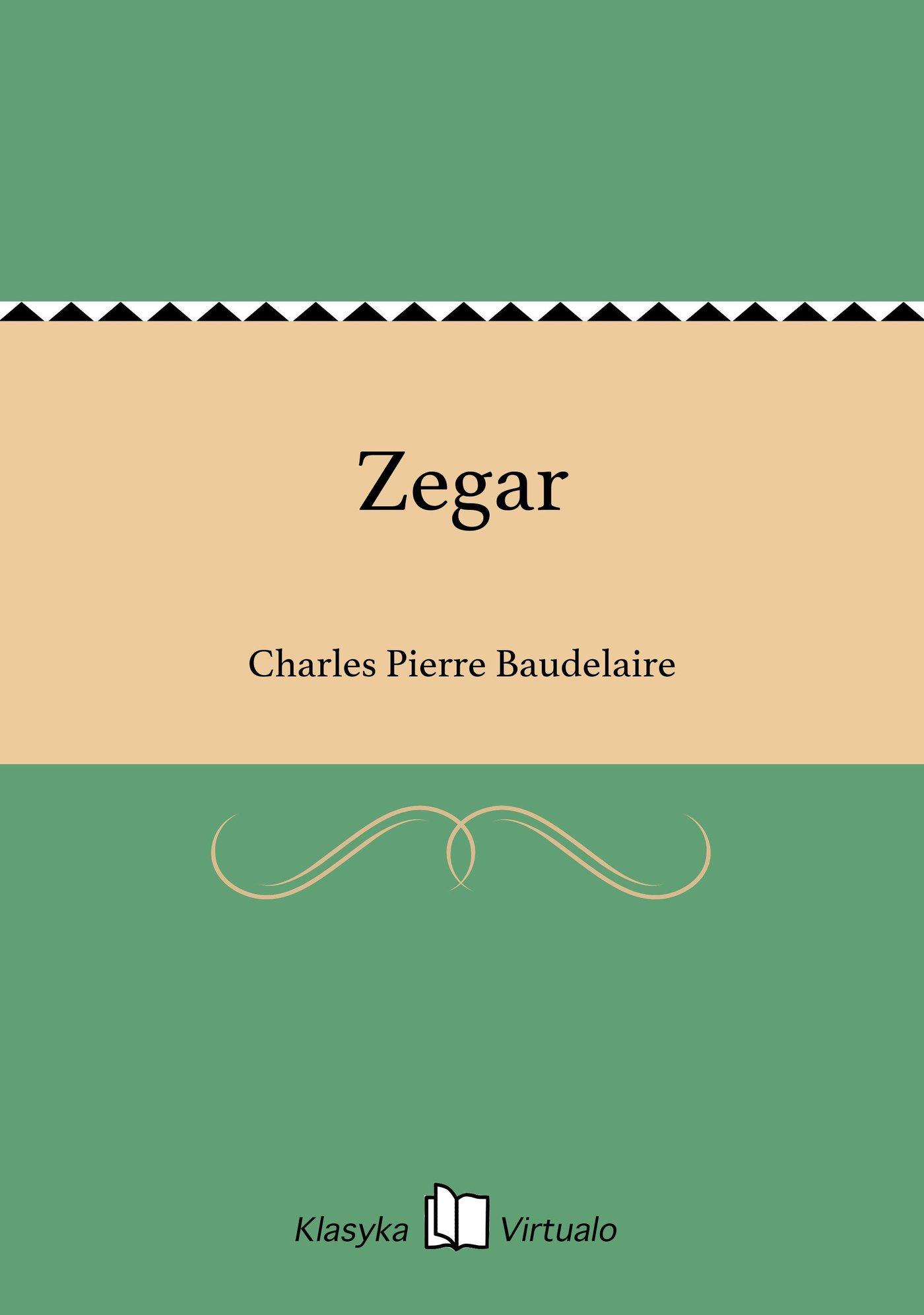 Zegar - Ebook (Książka EPUB) do pobrania w formacie EPUB