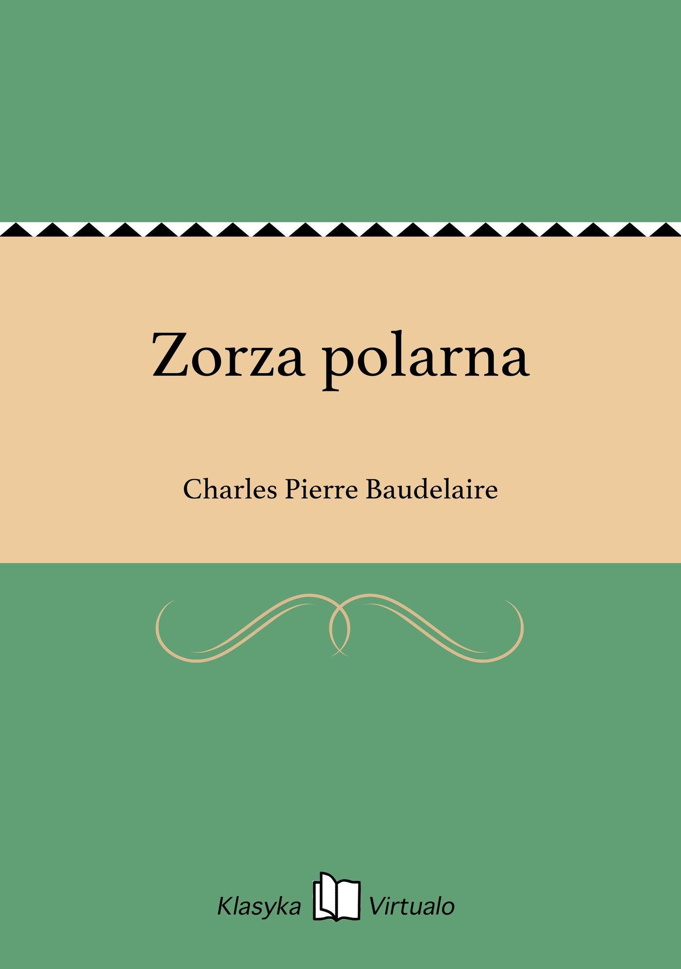 Zorza polarna - Ebook (Książka EPUB) do pobrania w formacie EPUB