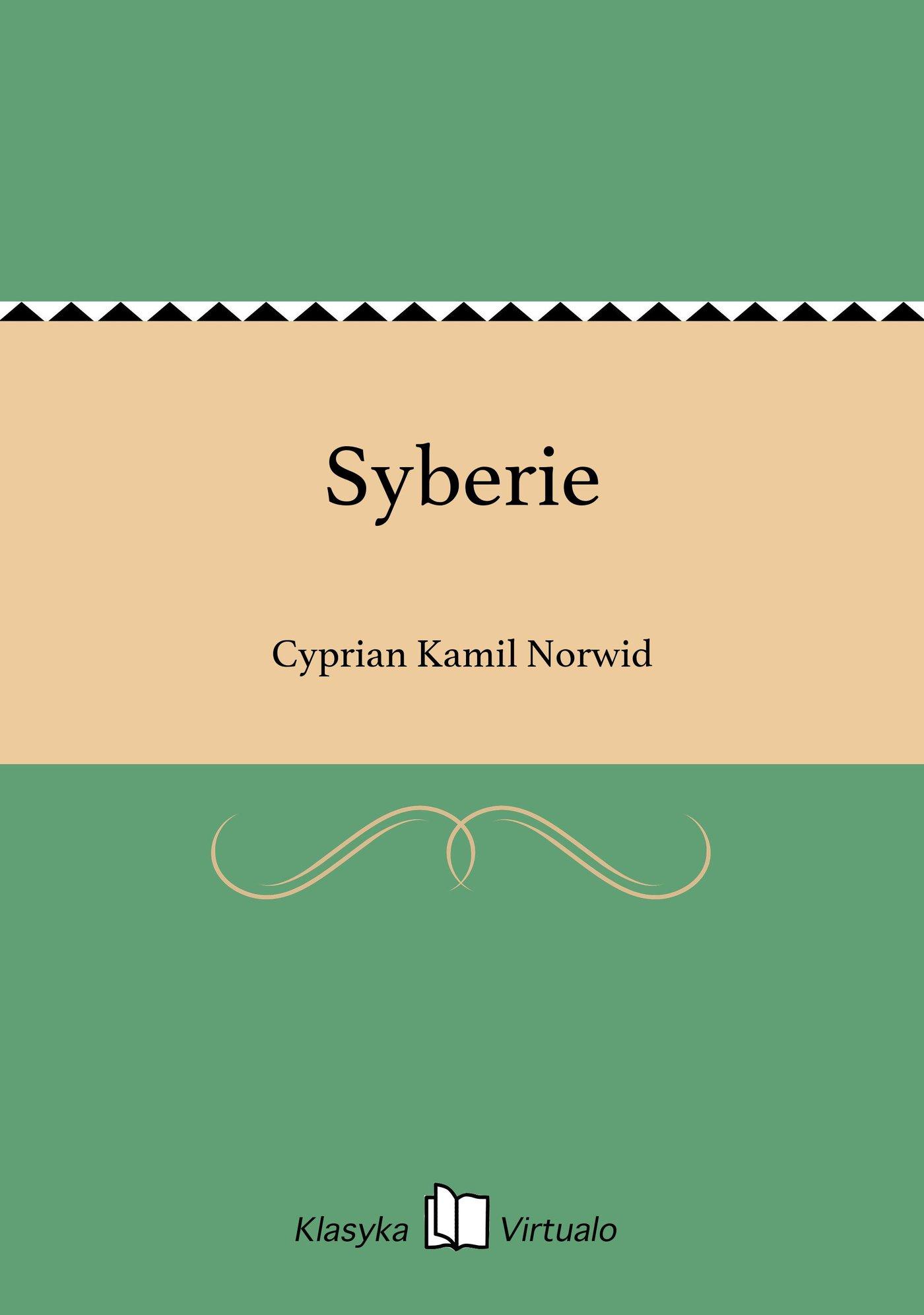 Syberie - Ebook (Książka EPUB) do pobrania w formacie EPUB