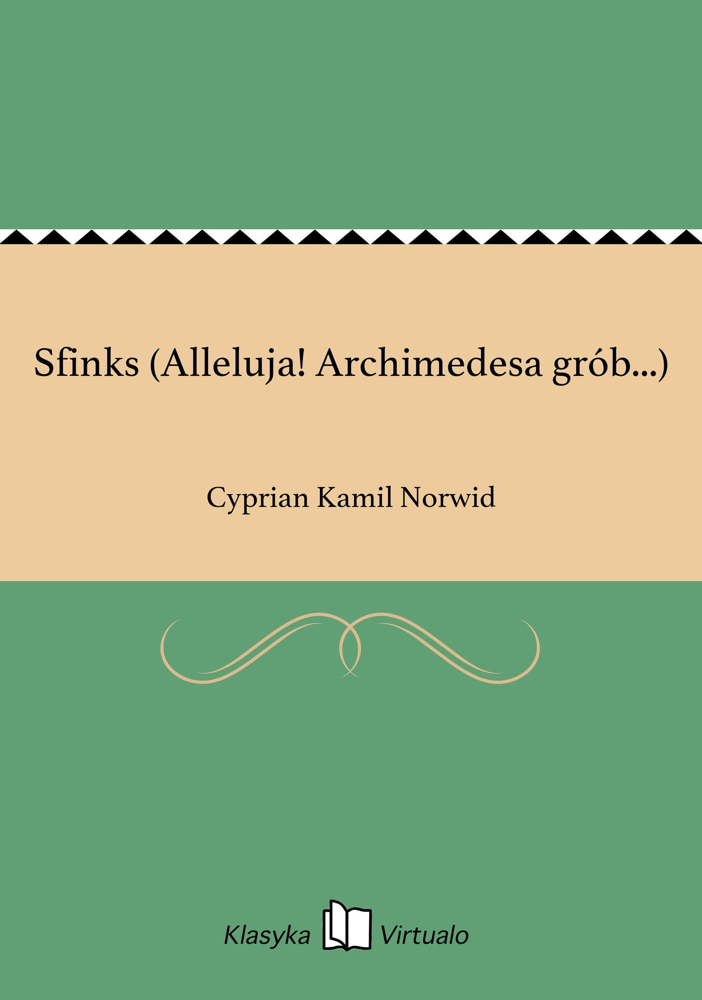 Sfinks (Alleluja! Archimedesa grób...) - Ebook (Książka EPUB) do pobrania w formacie EPUB