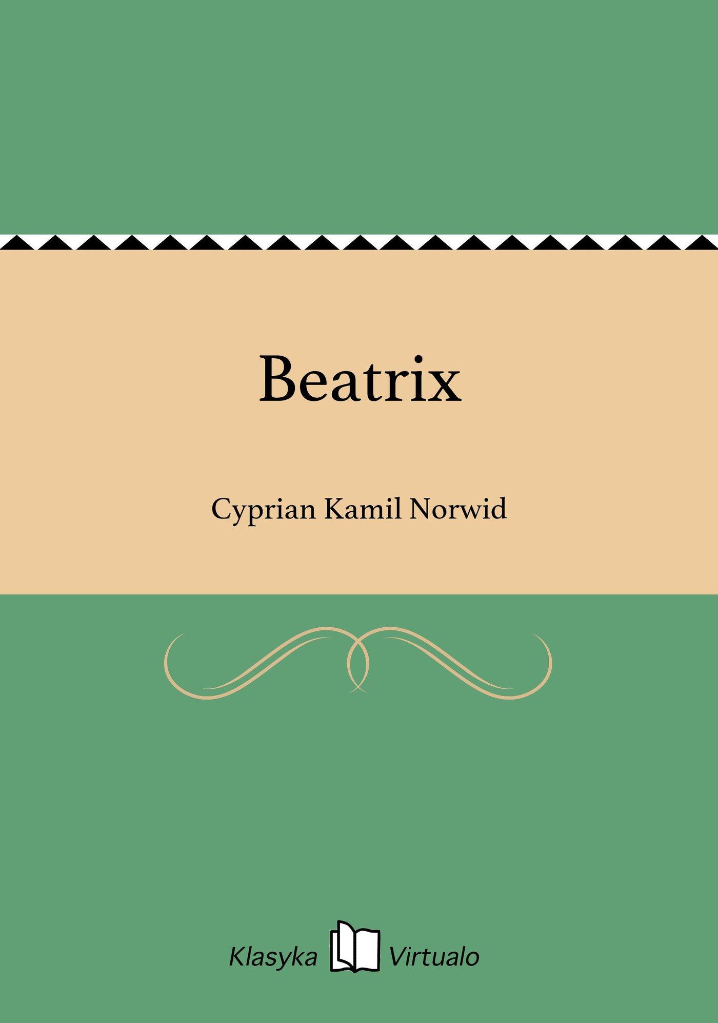 Beatrix - Ebook (Książka EPUB) do pobrania w formacie EPUB