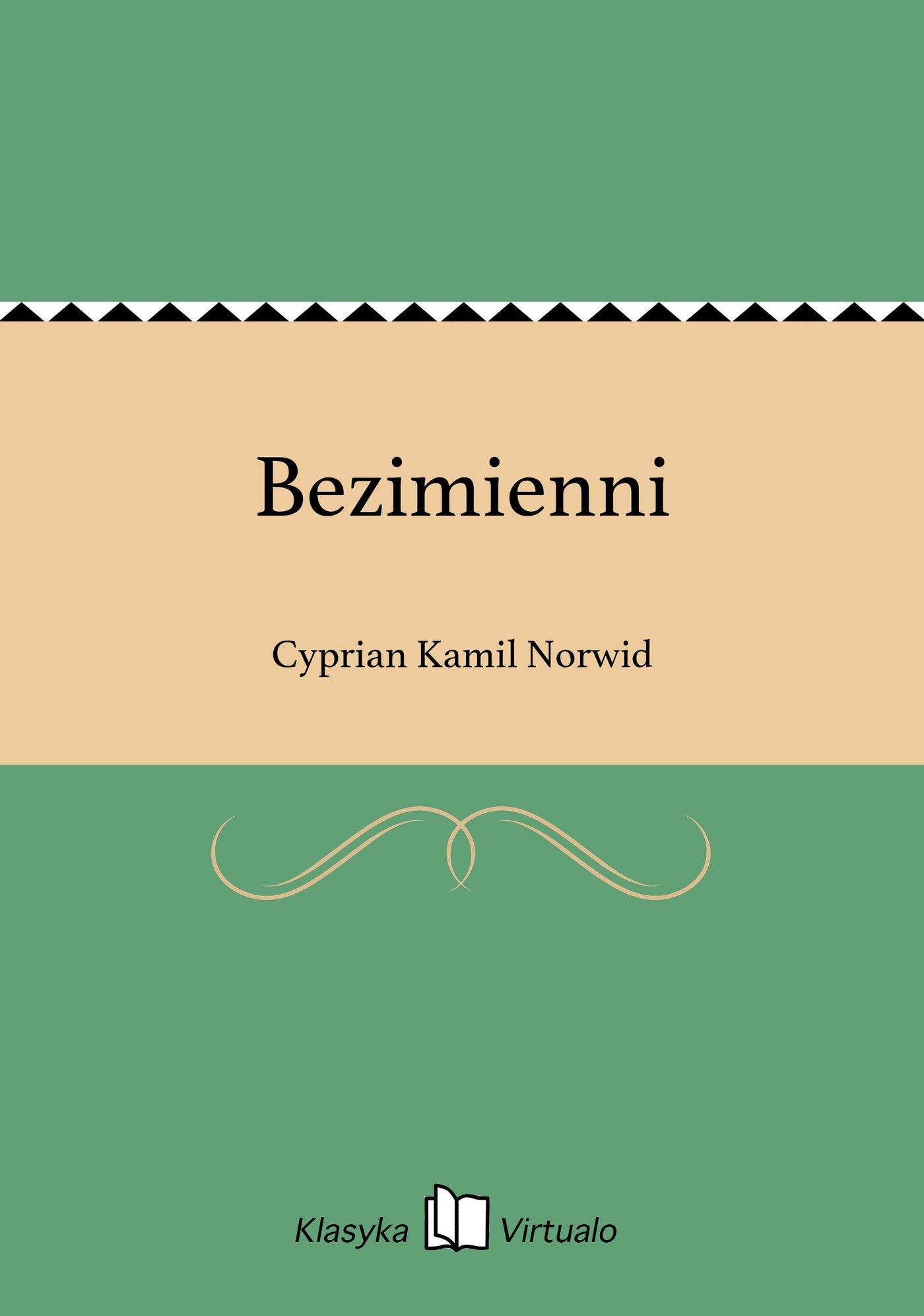 Bezimienni - Ebook (Książka EPUB) do pobrania w formacie EPUB