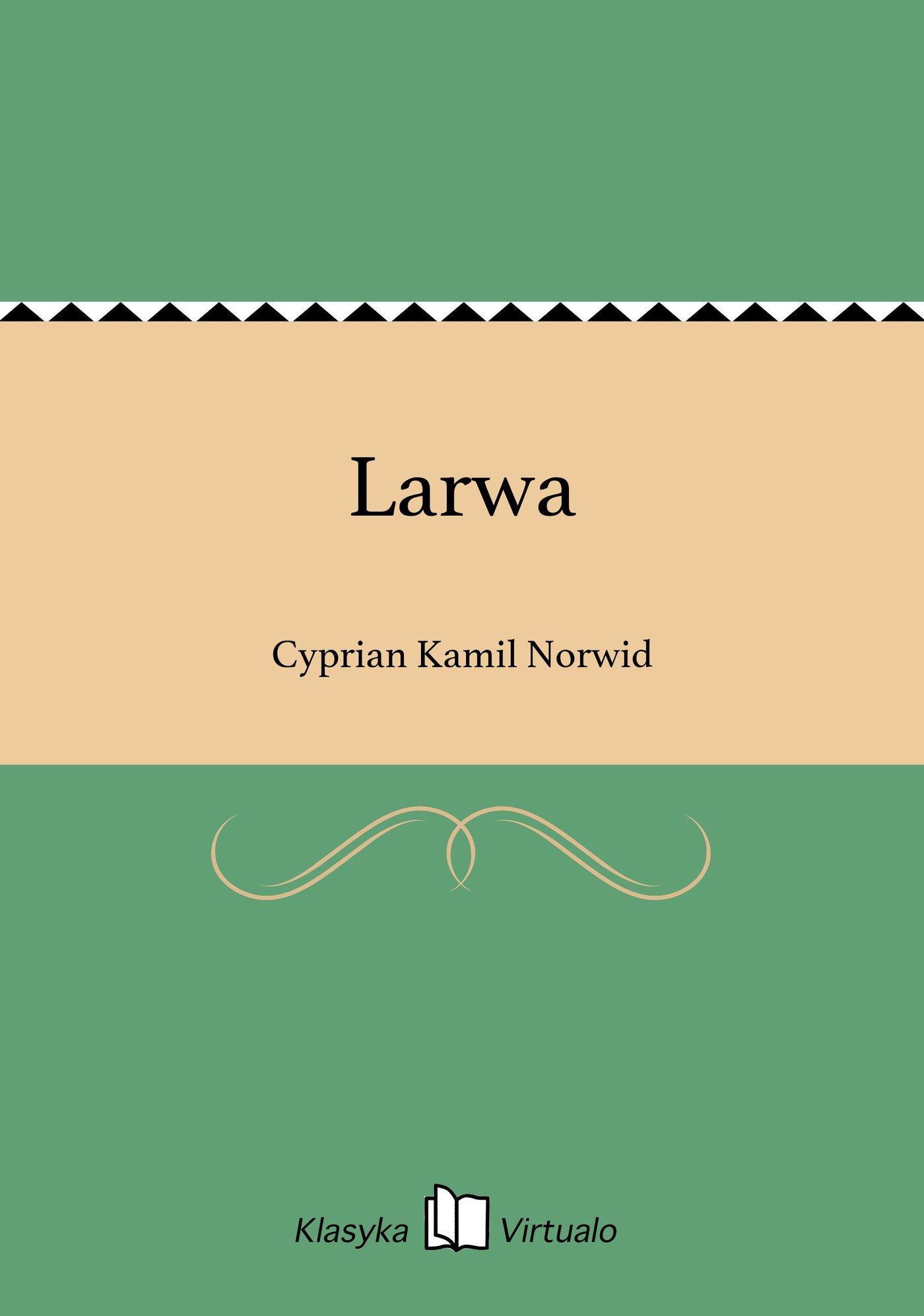 Larwa - Ebook (Książka EPUB) do pobrania w formacie EPUB