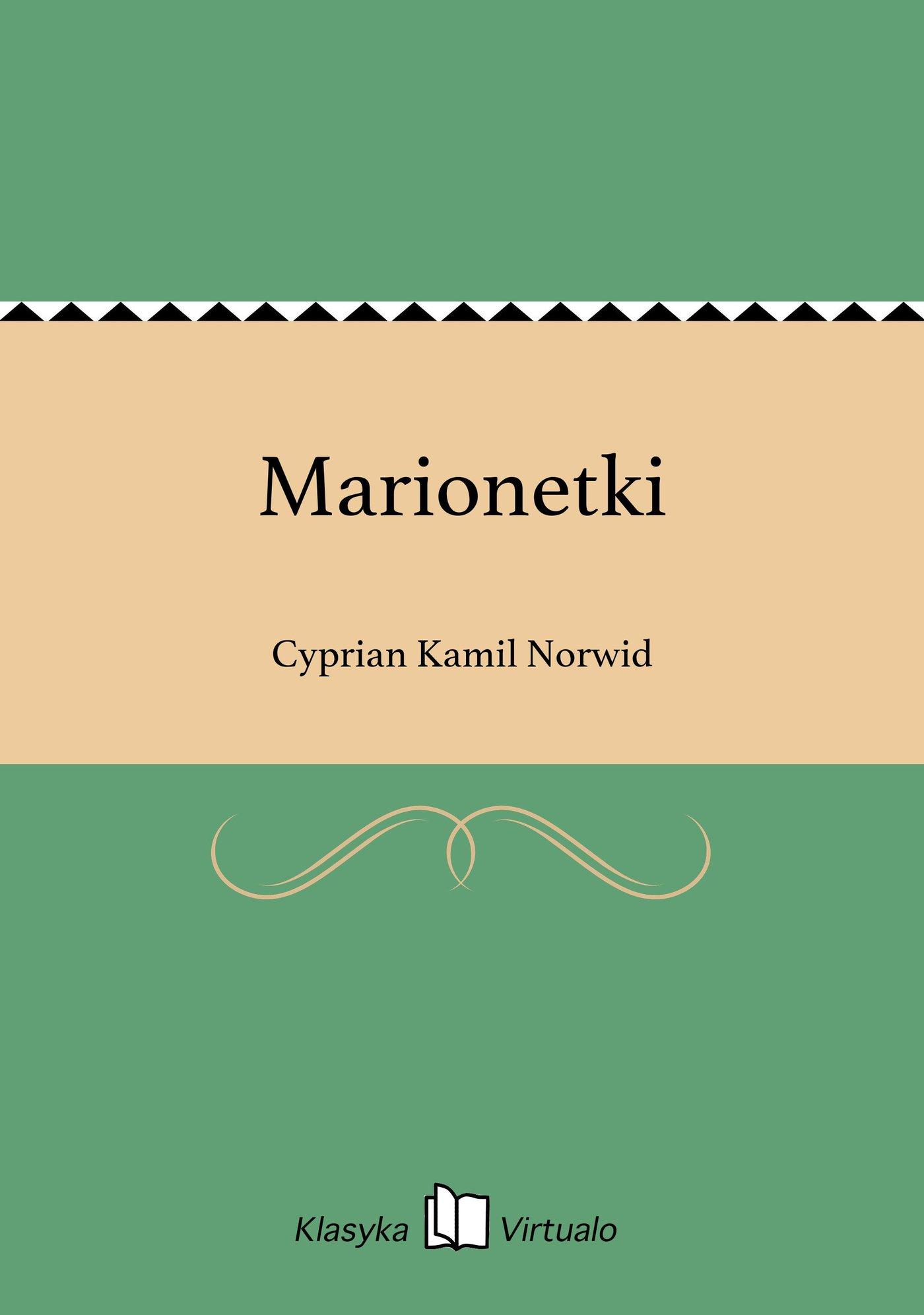 Marionetki - Ebook (Książka EPUB) do pobrania w formacie EPUB