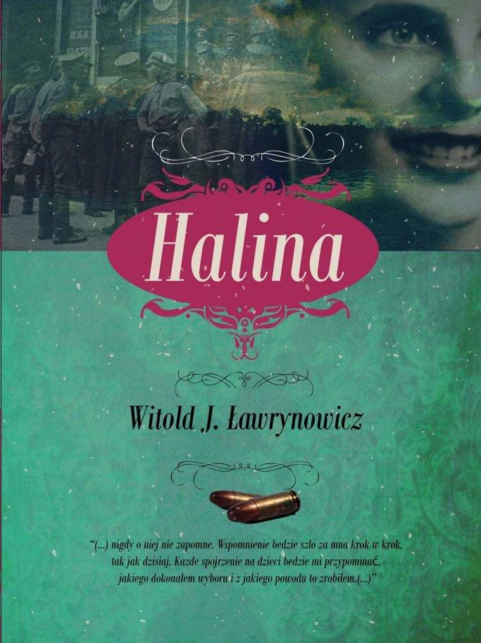 Halina - Ebook (Książka EPUB) do pobrania w formacie EPUB