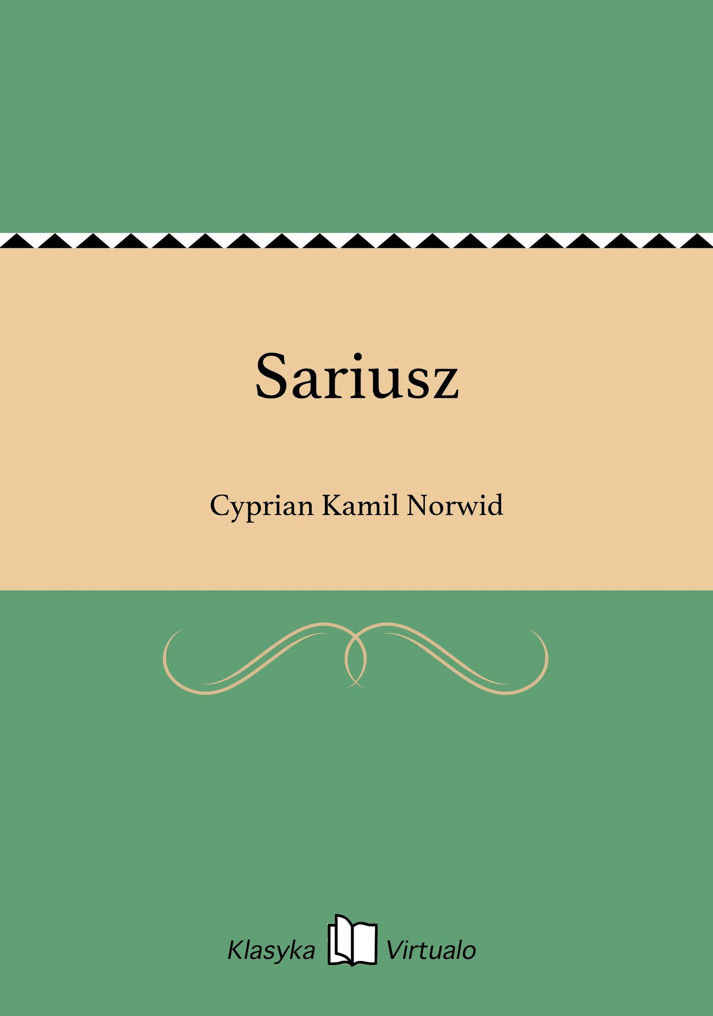Sariusz - Ebook (Książka EPUB) do pobrania w formacie EPUB