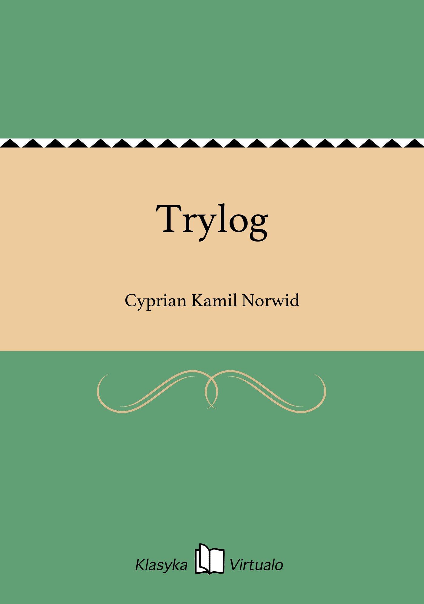 Trylog - Ebook (Książka EPUB) do pobrania w formacie EPUB