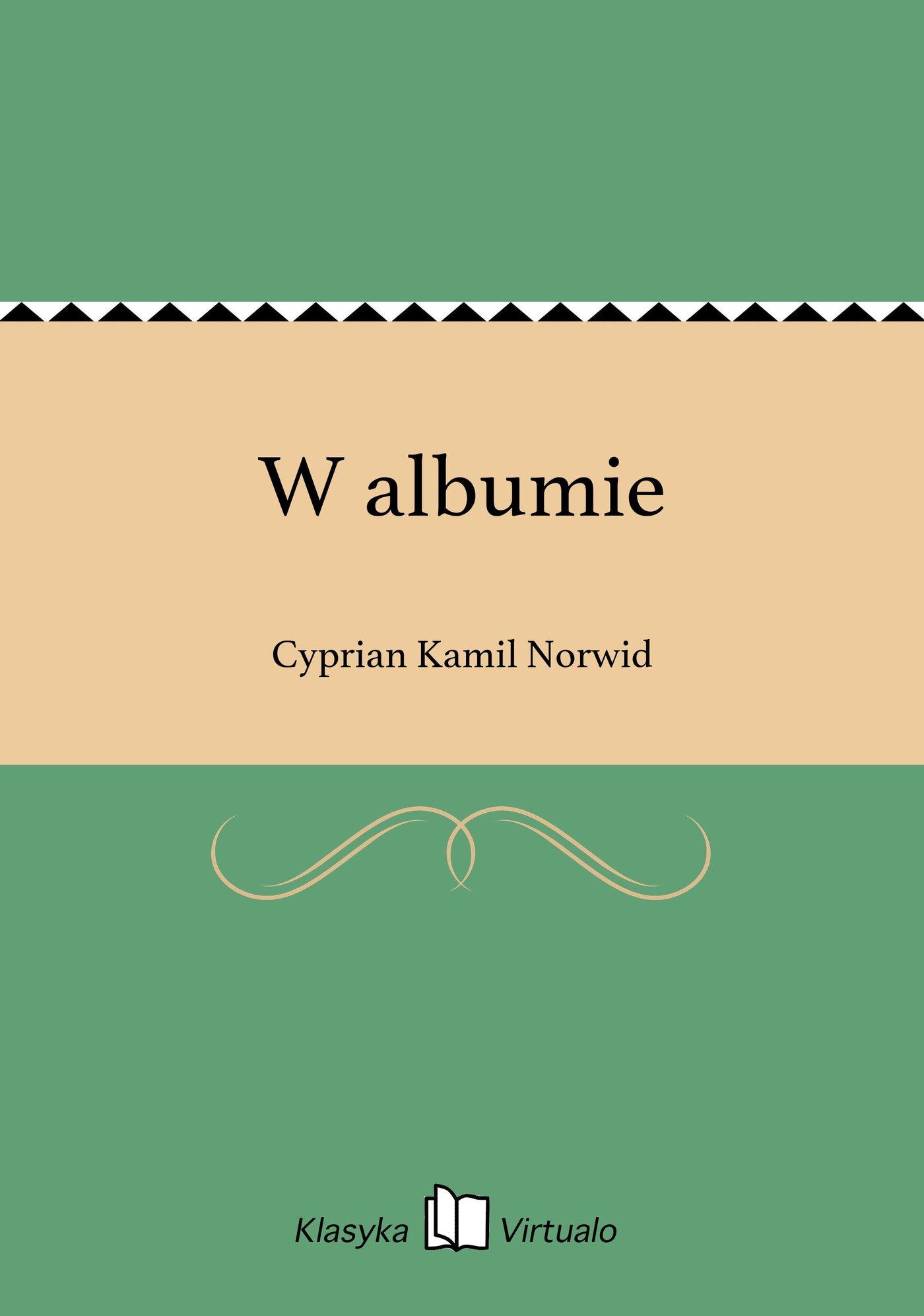 W albumie - Ebook (Książka EPUB) do pobrania w formacie EPUB
