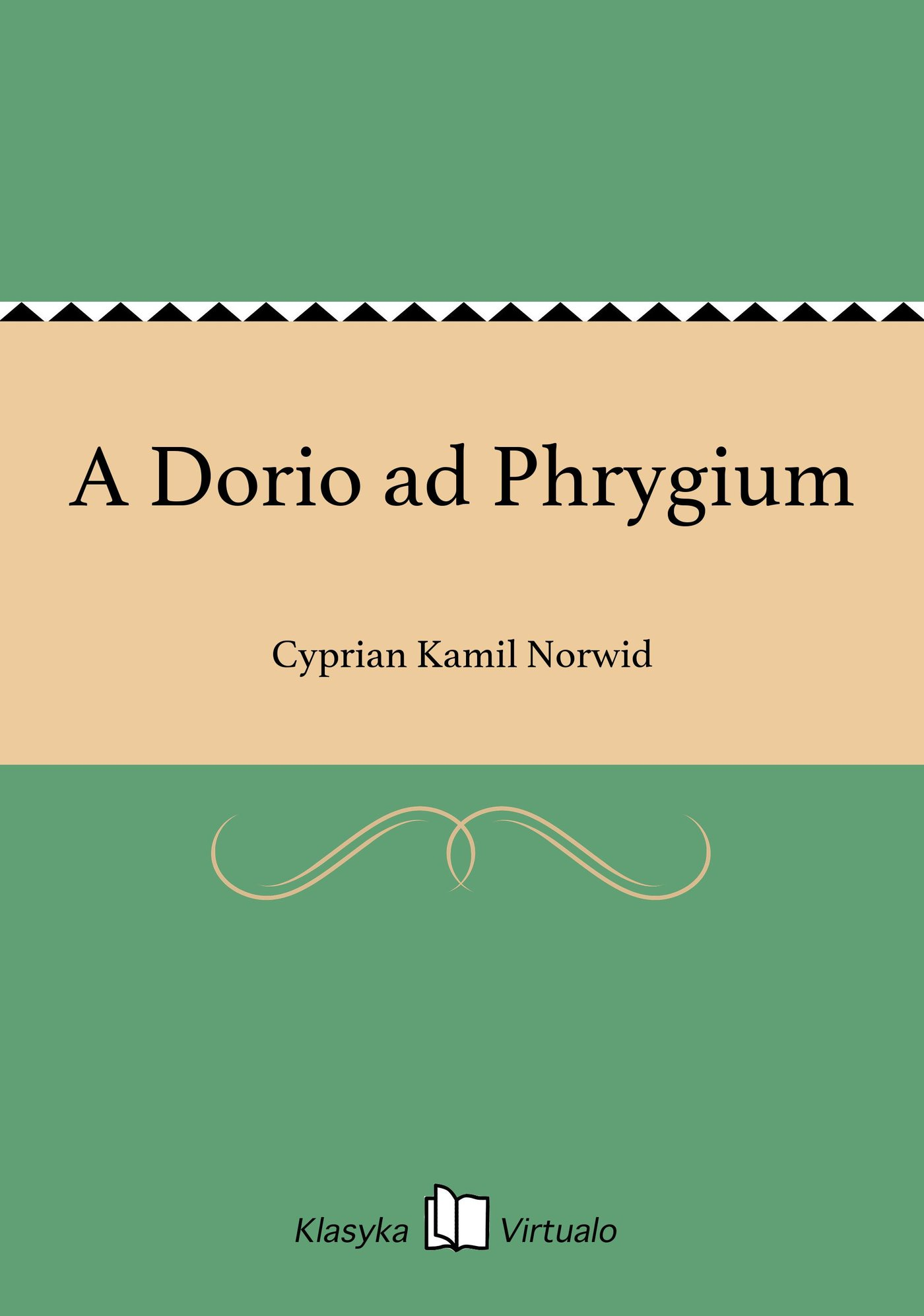 A Dorio ad Phrygium - Ebook (Książka EPUB) do pobrania w formacie EPUB