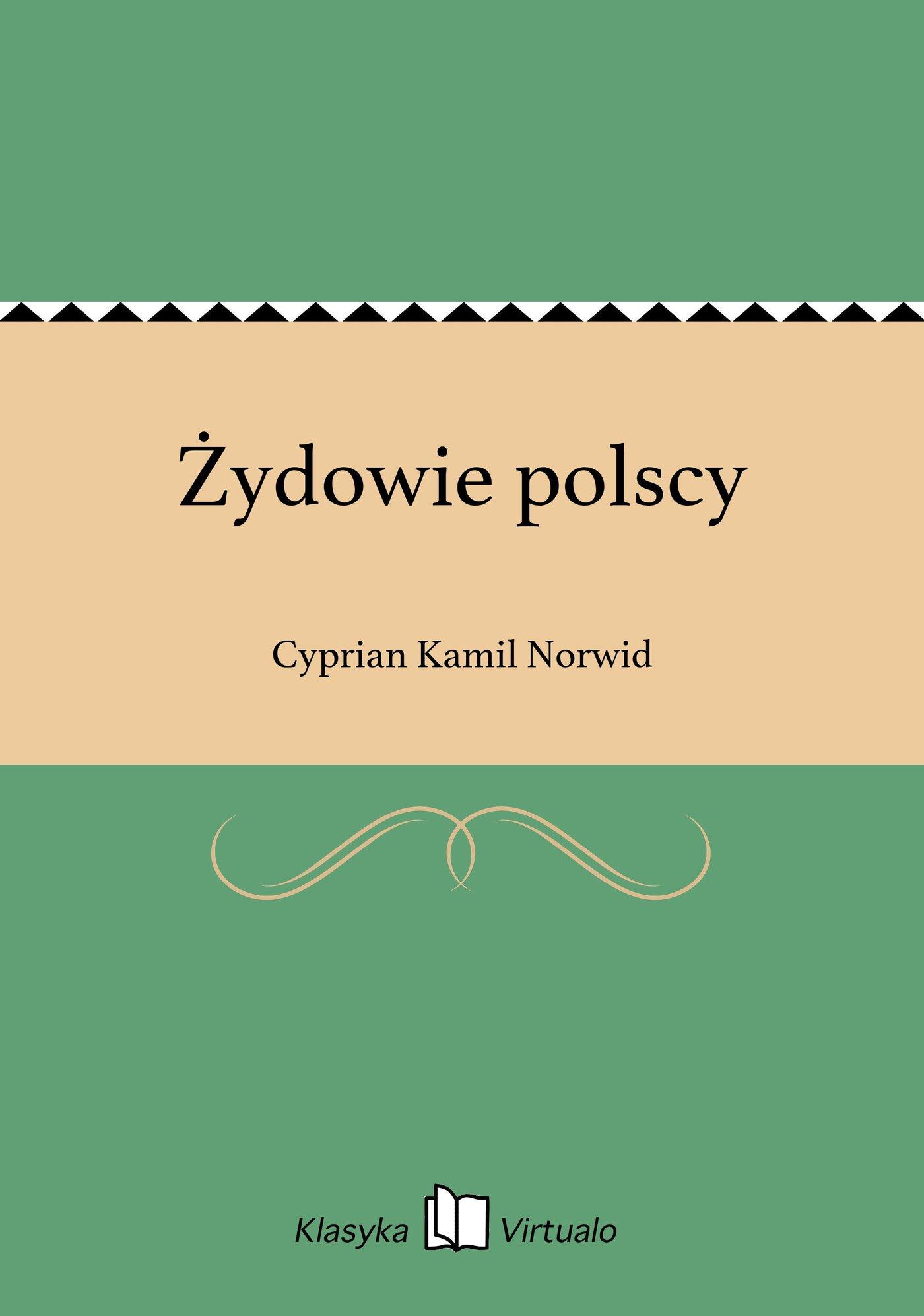 Żydowie polscy - Ebook (Książka EPUB) do pobrania w formacie EPUB