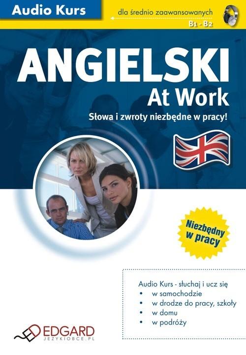 Angielski At Work - Audiobook (Książka audio MP3) do pobrania w całości w archiwum ZIP