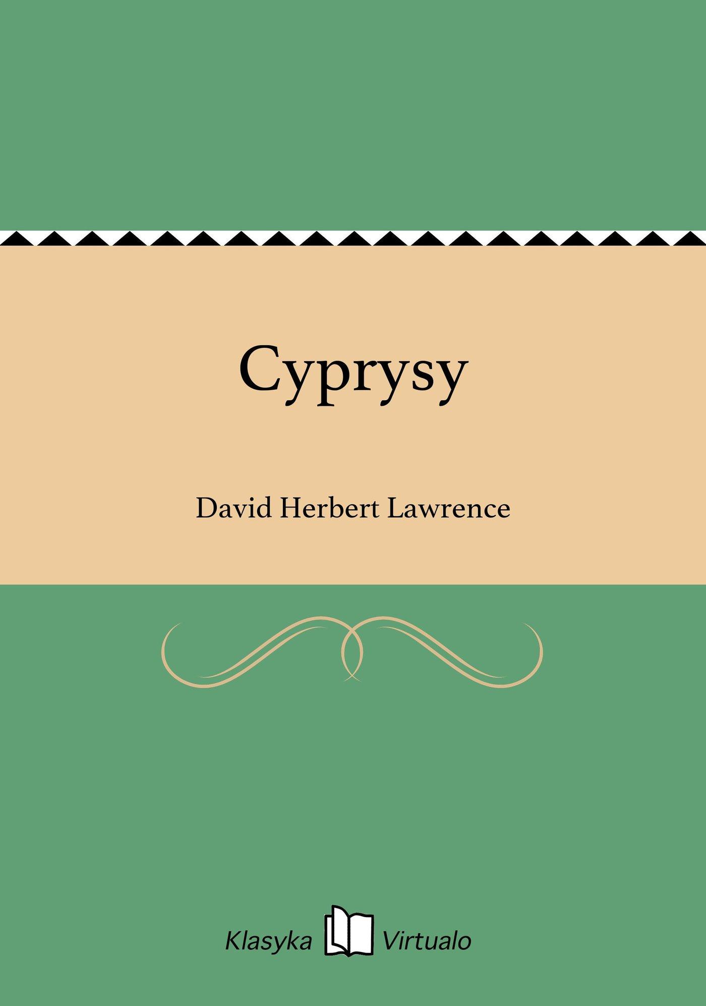 Cyprysy - Ebook (Książka EPUB) do pobrania w formacie EPUB