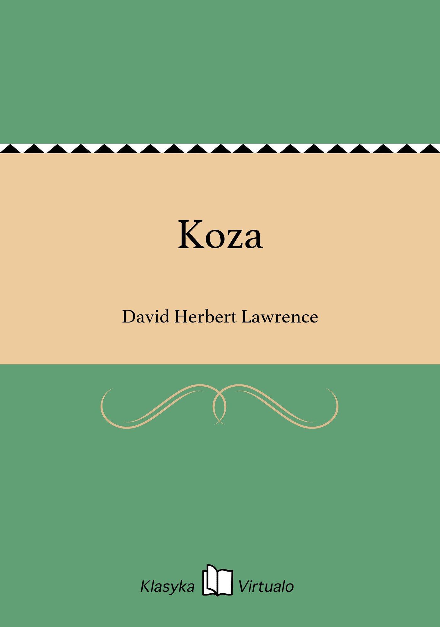 Koza - Ebook (Książka EPUB) do pobrania w formacie EPUB