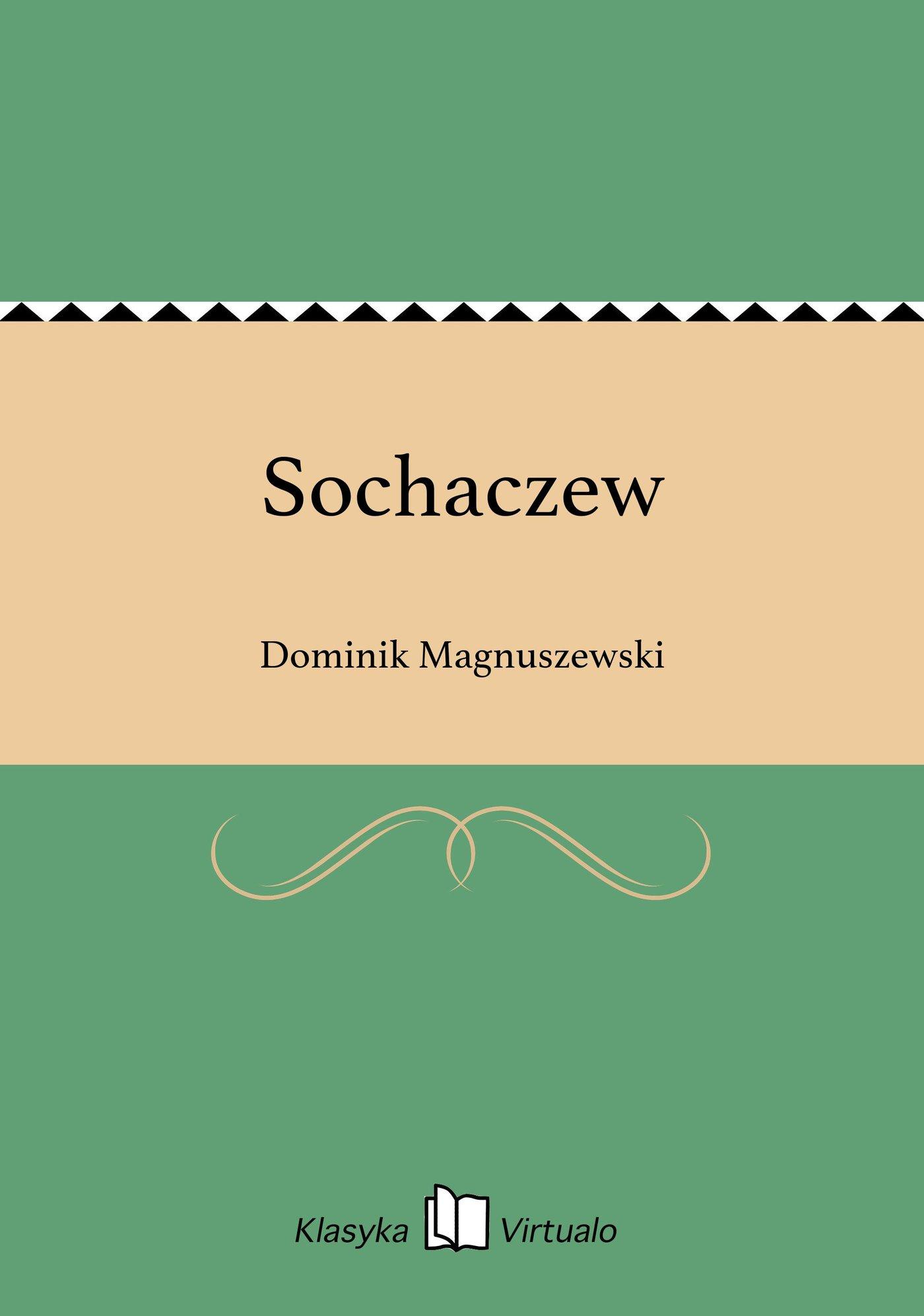 Sochaczew - Ebook (Książka EPUB) do pobrania w formacie EPUB