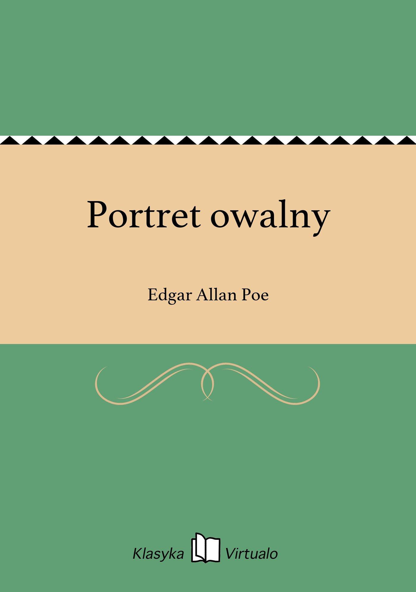 Portret owalny - Ebook (Książka EPUB) do pobrania w formacie EPUB
