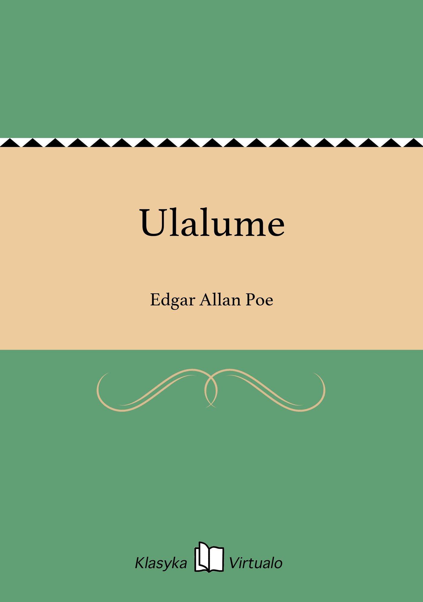 Ulalume - Ebook (Książka EPUB) do pobrania w formacie EPUB