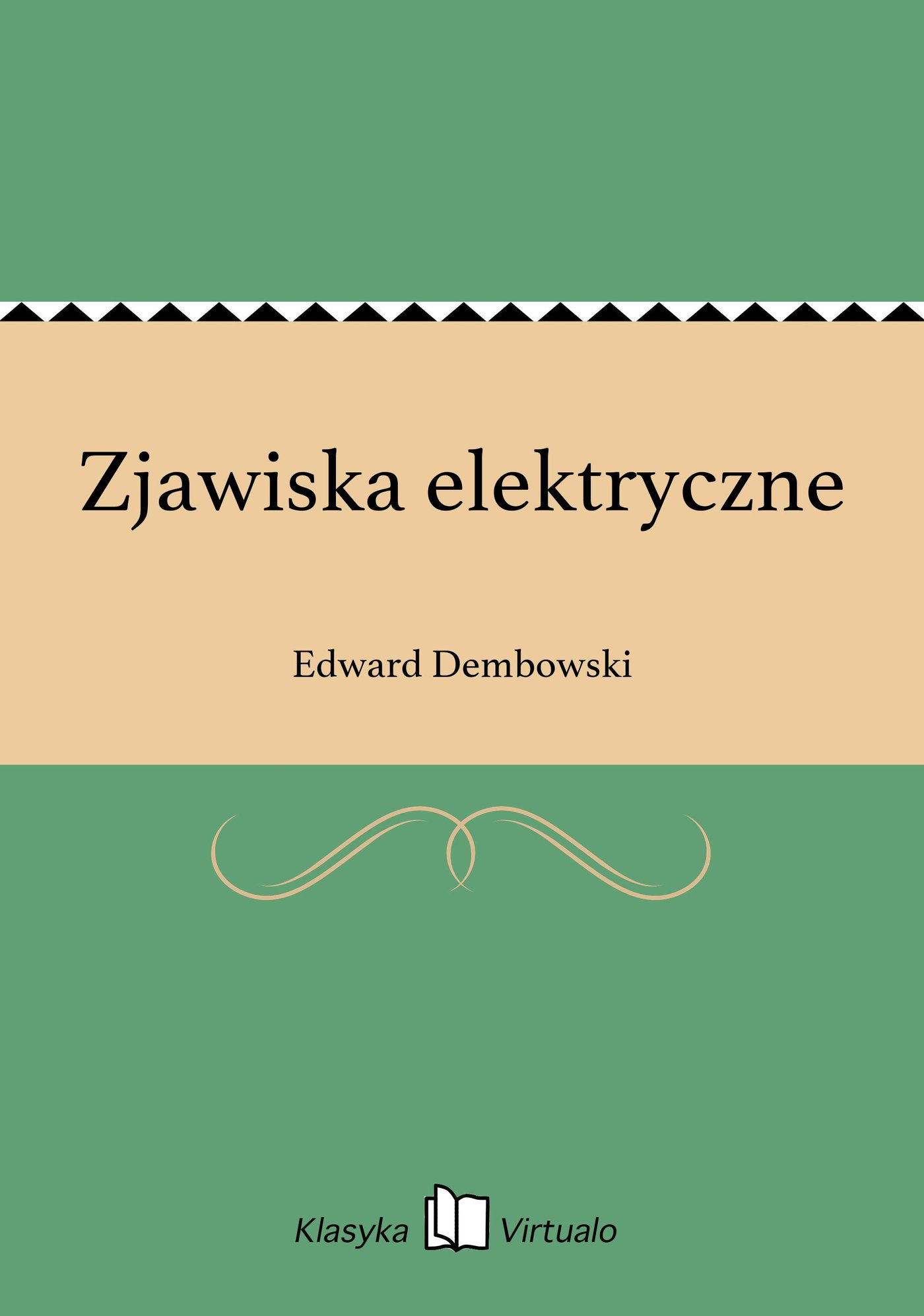 Zjawiska elektryczne - Ebook (Książka EPUB) do pobrania w formacie EPUB