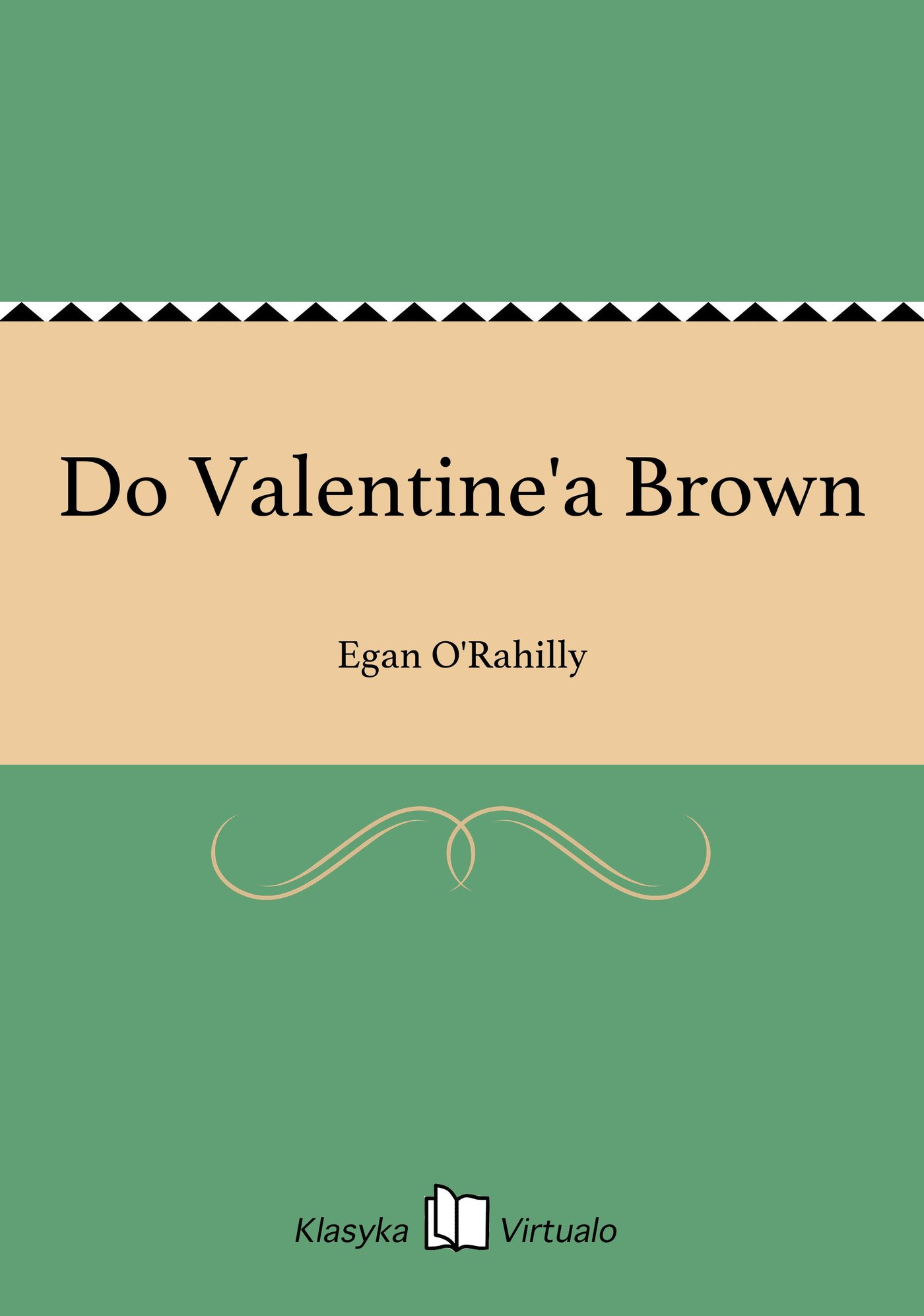 Do Valentine'a Brown - Ebook (Książka EPUB) do pobrania w formacie EPUB