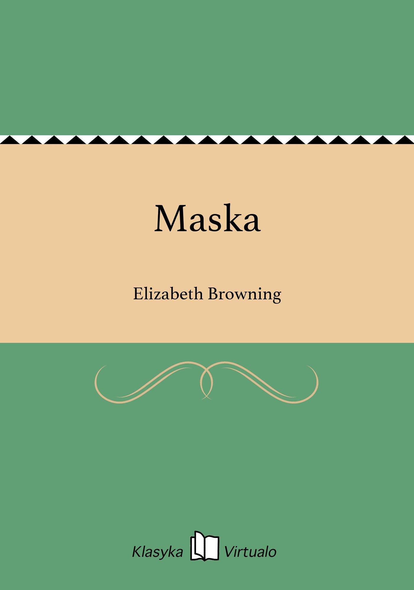 Maska - Ebook (Książka EPUB) do pobrania w formacie EPUB