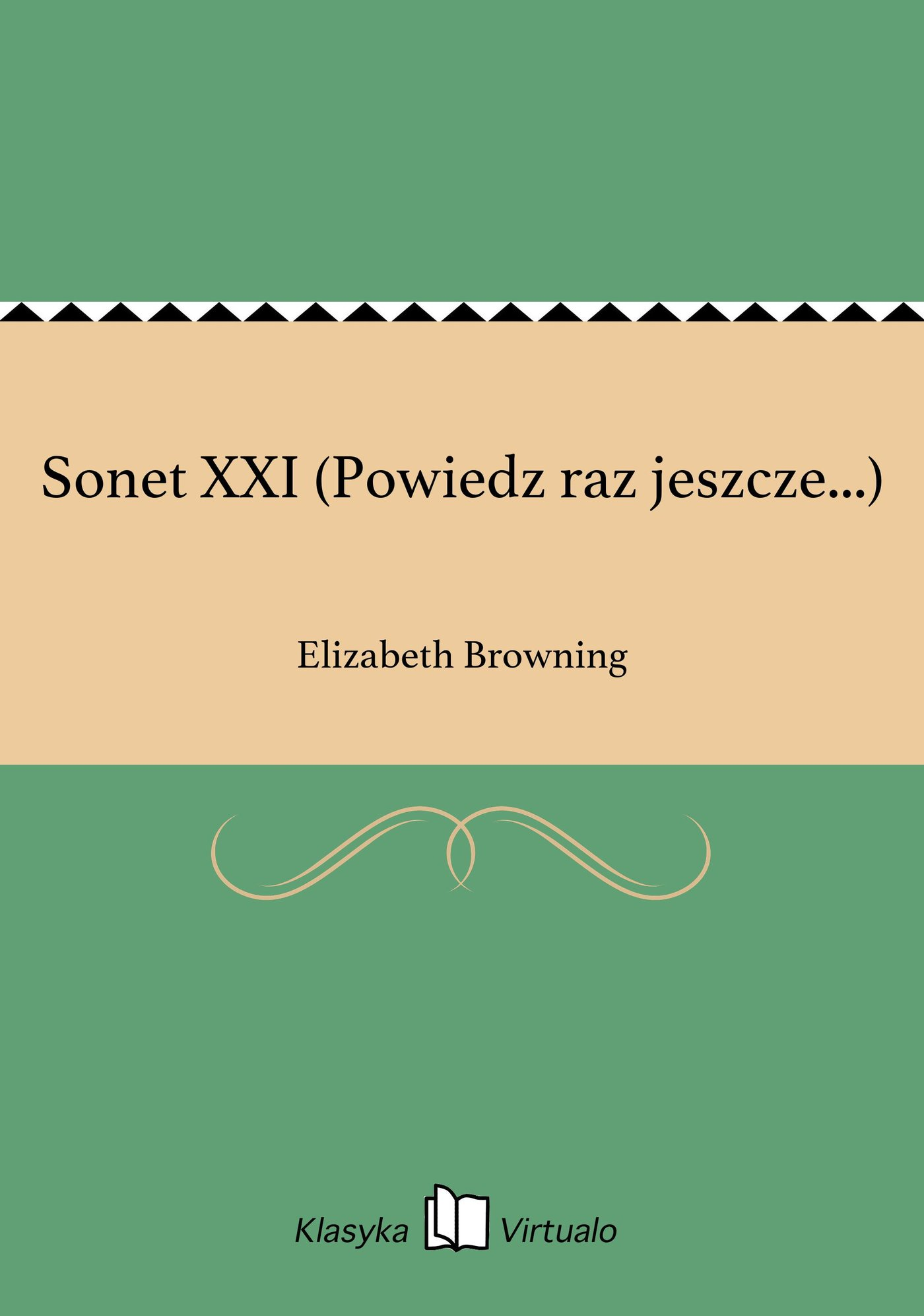 Sonet XXI (Powiedz raz jeszcze...) - Ebook (Książka EPUB) do pobrania w formacie EPUB