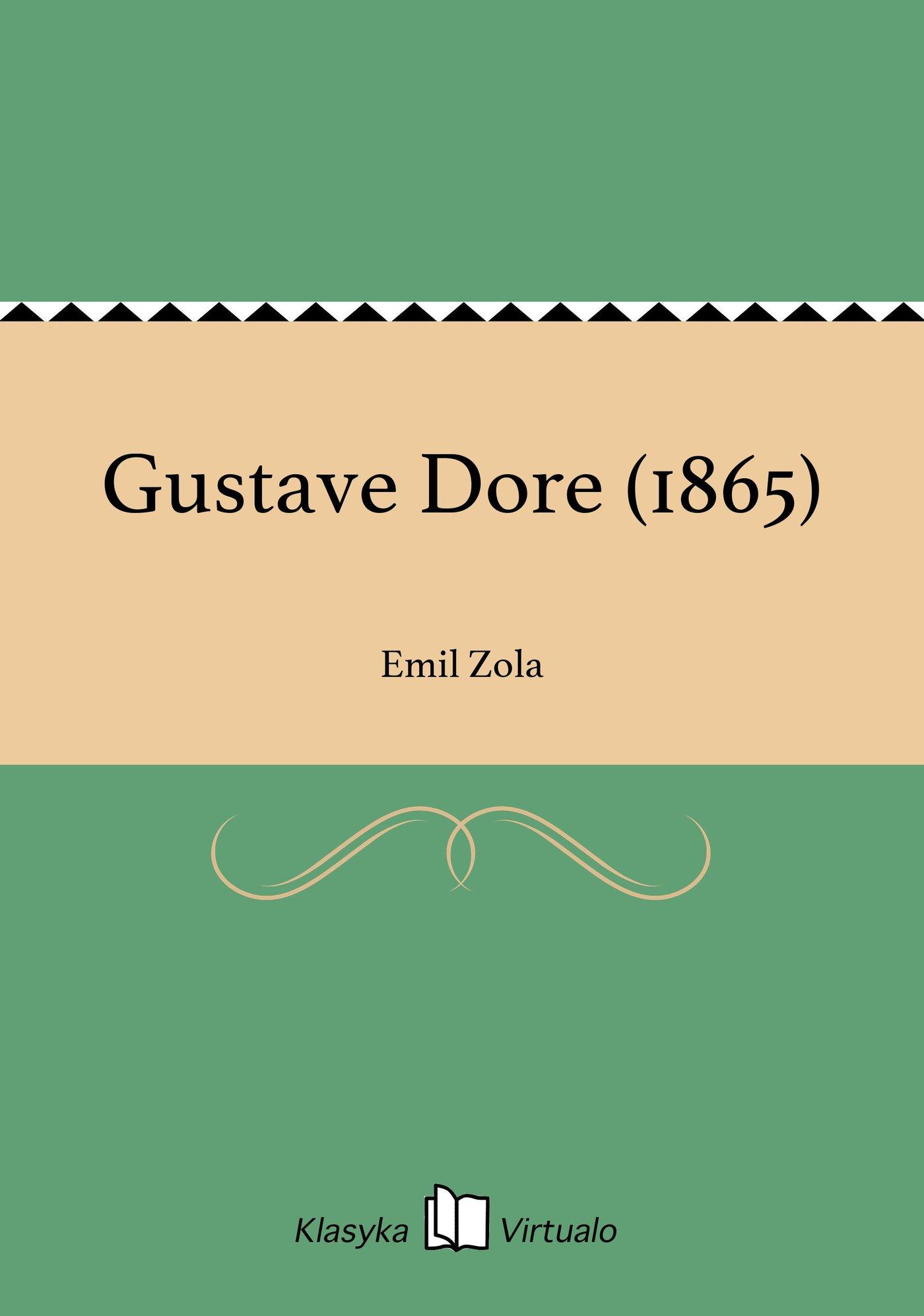 Gustave Dore (1865) - Ebook (Książka EPUB) do pobrania w formacie EPUB