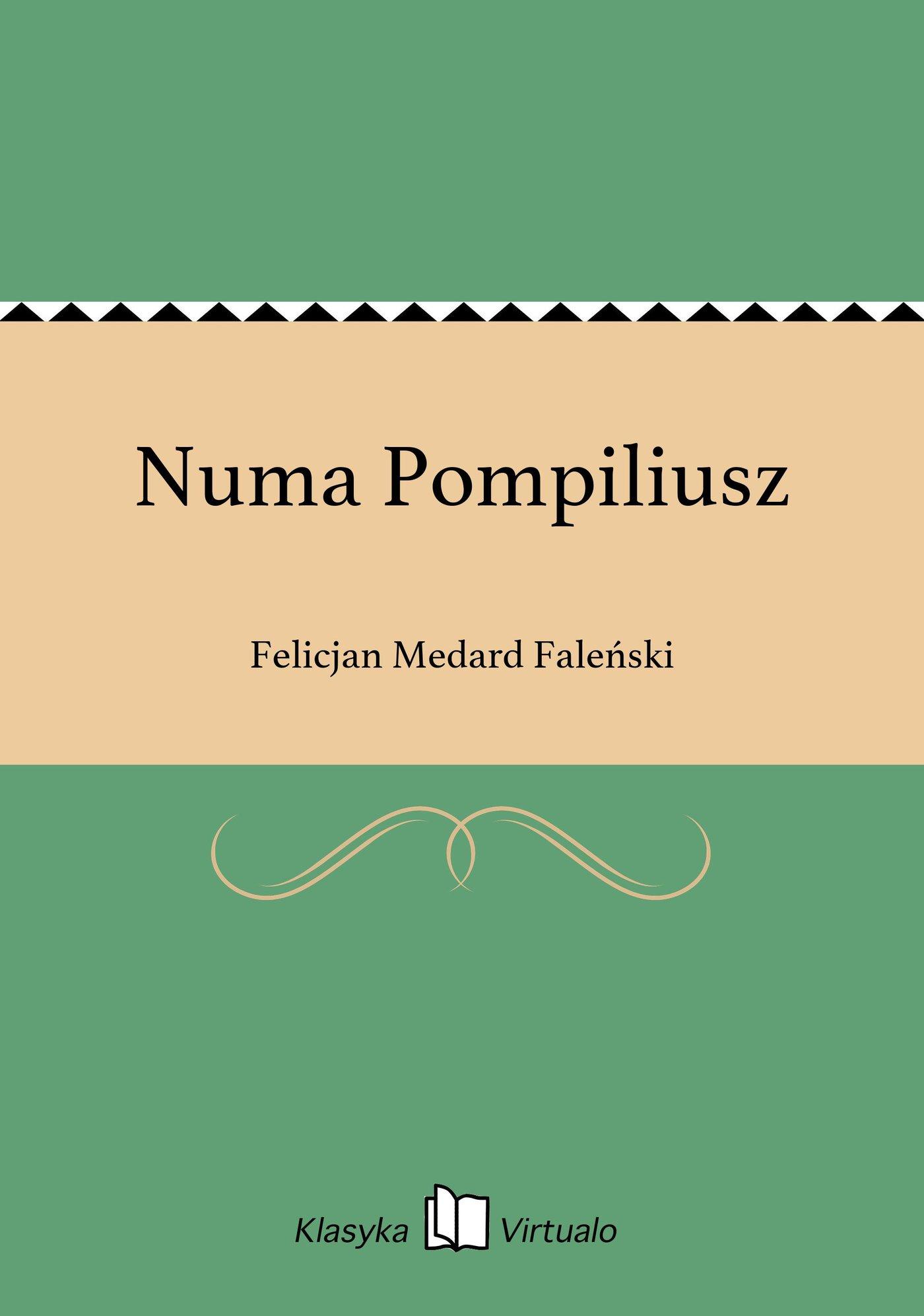 Numa Pompiliusz - Ebook (Książka EPUB) do pobrania w formacie EPUB