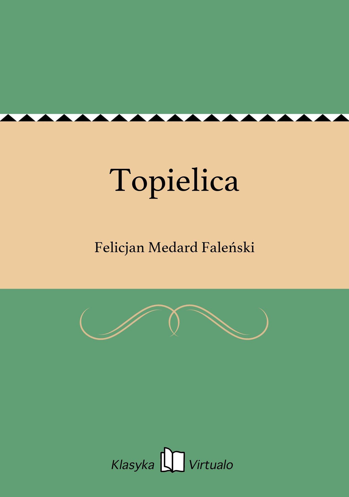 Topielica - Ebook (Książka EPUB) do pobrania w formacie EPUB