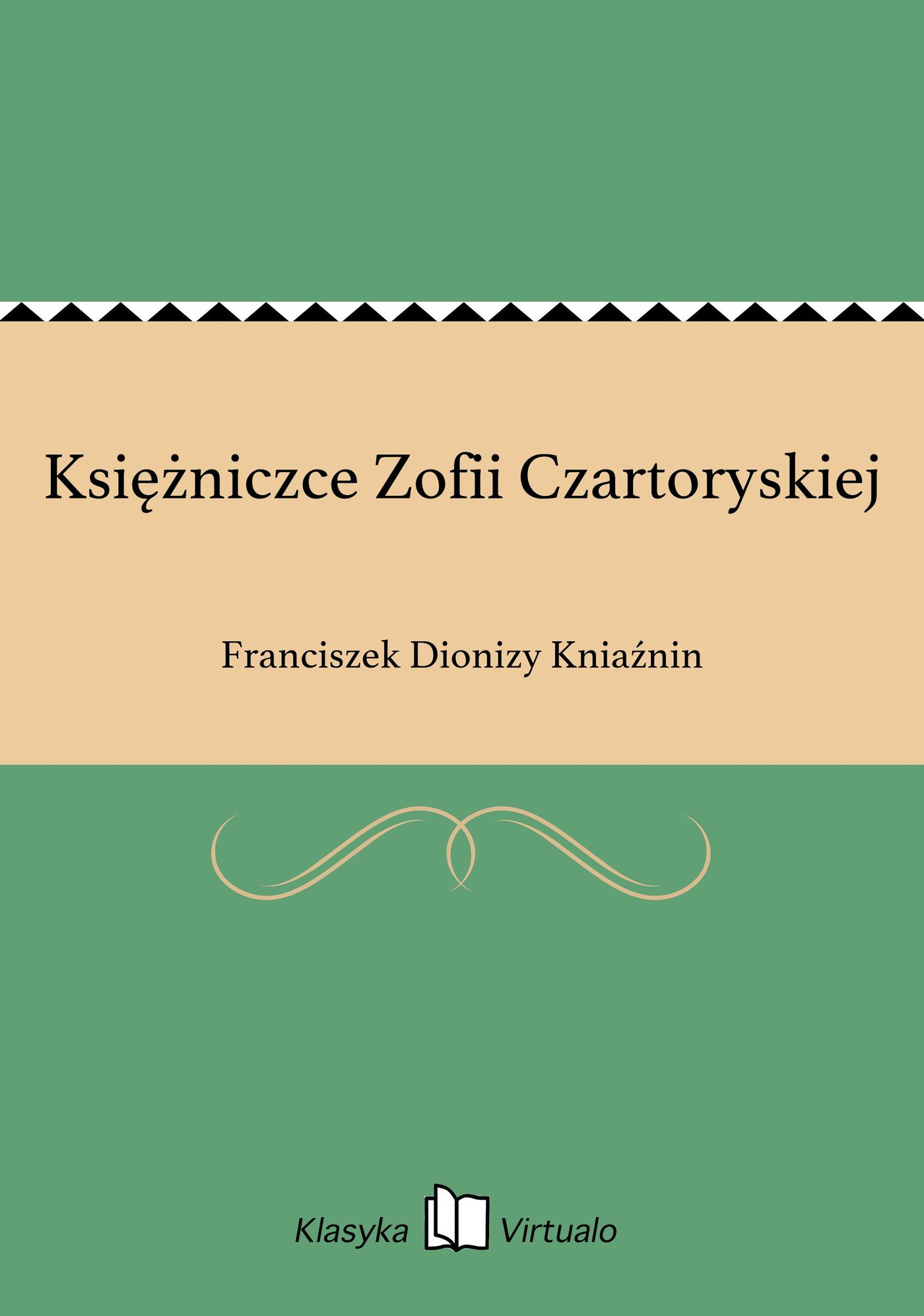 Księżniczce Zofii Czartoryskiej - Ebook (Książka EPUB) do pobrania w formacie EPUB