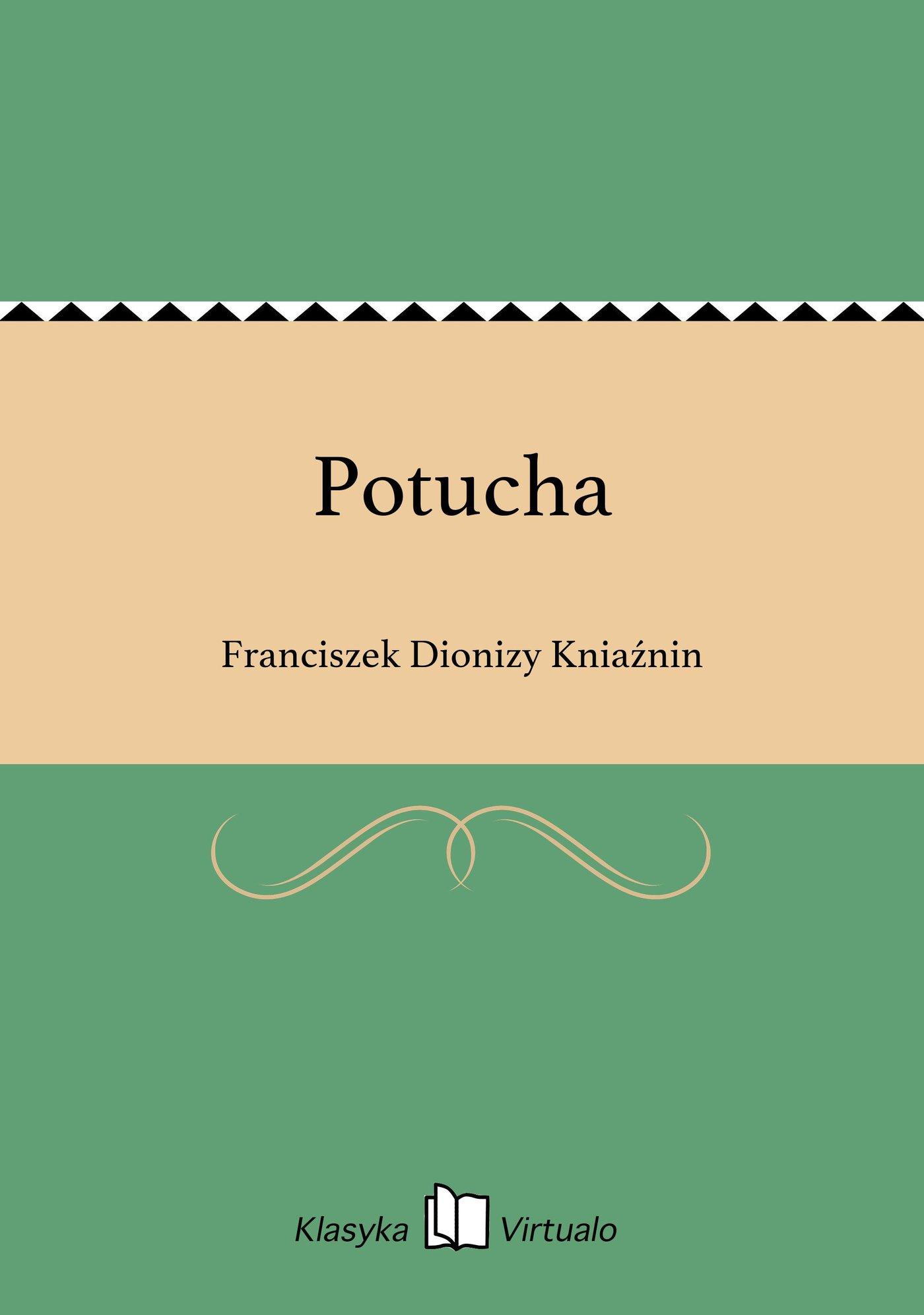 Potucha - Ebook (Książka EPUB) do pobrania w formacie EPUB