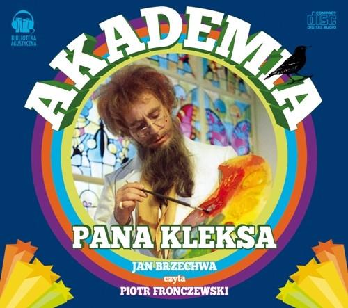 Akademia Pana Kleksa - Audiobook (Książka audio MP3) do pobrania w całości w archiwum ZIP