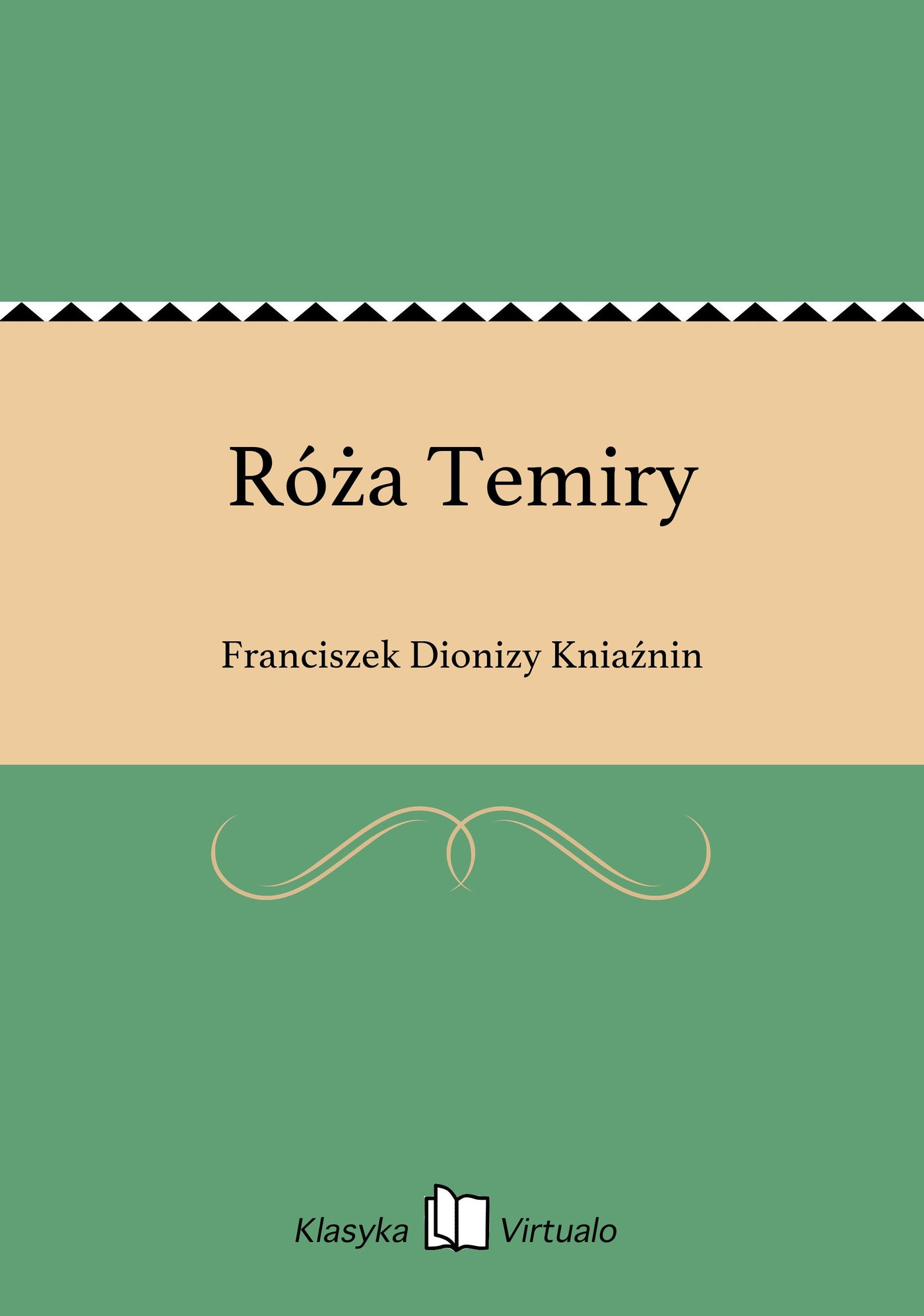 Róża Temiry - Ebook (Książka EPUB) do pobrania w formacie EPUB