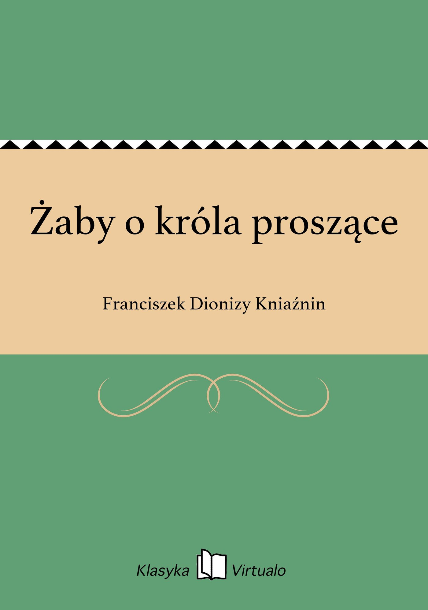 Żaby o króla proszące - Ebook (Książka EPUB) do pobrania w formacie EPUB