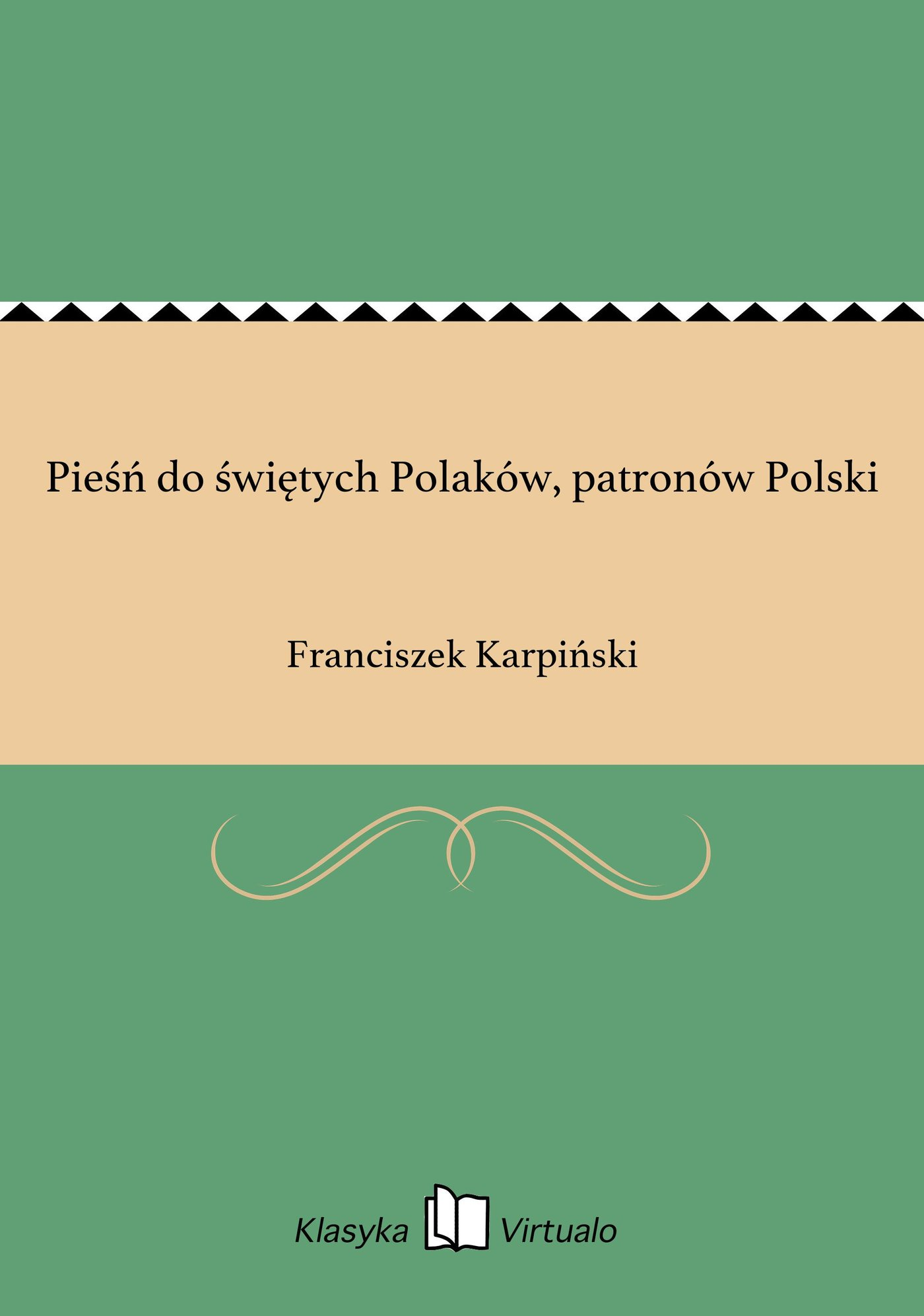 Pieśń do świętych Polaków, patronów Polski - Ebook (Książka EPUB) do pobrania w formacie EPUB