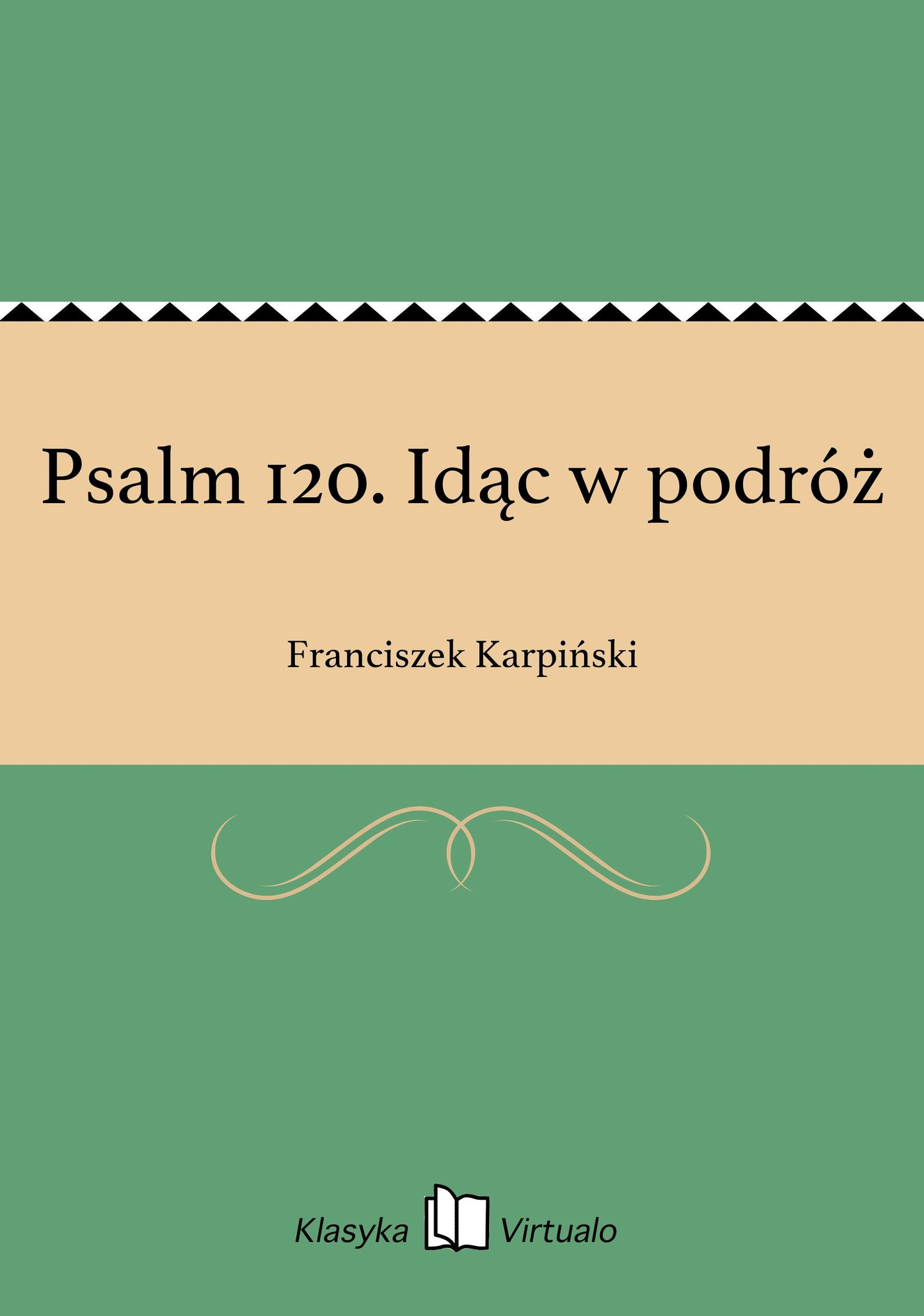 Psalm 120. Idąc w podróż - Ebook (Książka EPUB) do pobrania w formacie EPUB
