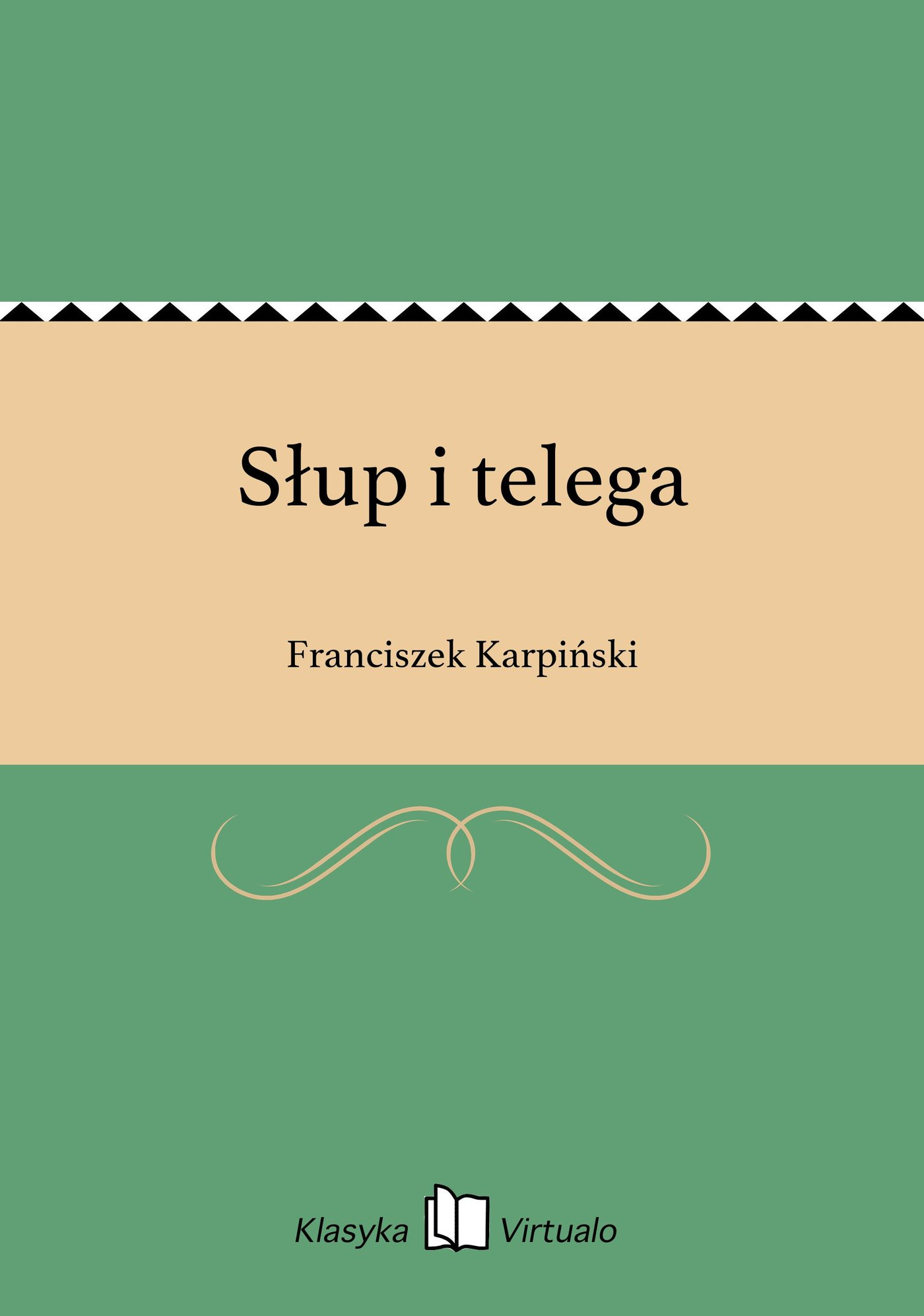 Słup i telega - Ebook (Książka EPUB) do pobrania w formacie EPUB